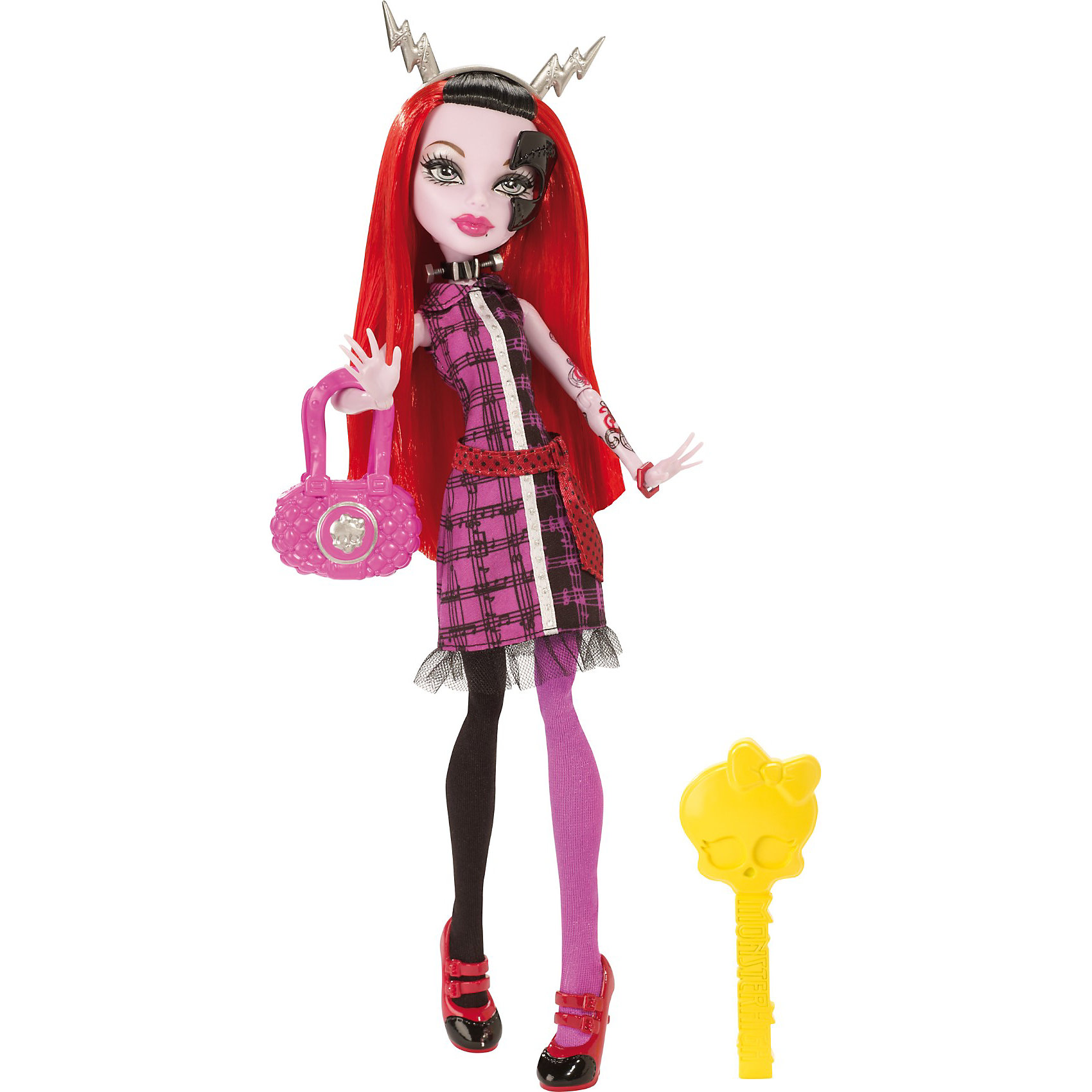 Кукла Оперетта Базовые персонажи Fatale Fusion, Monster High