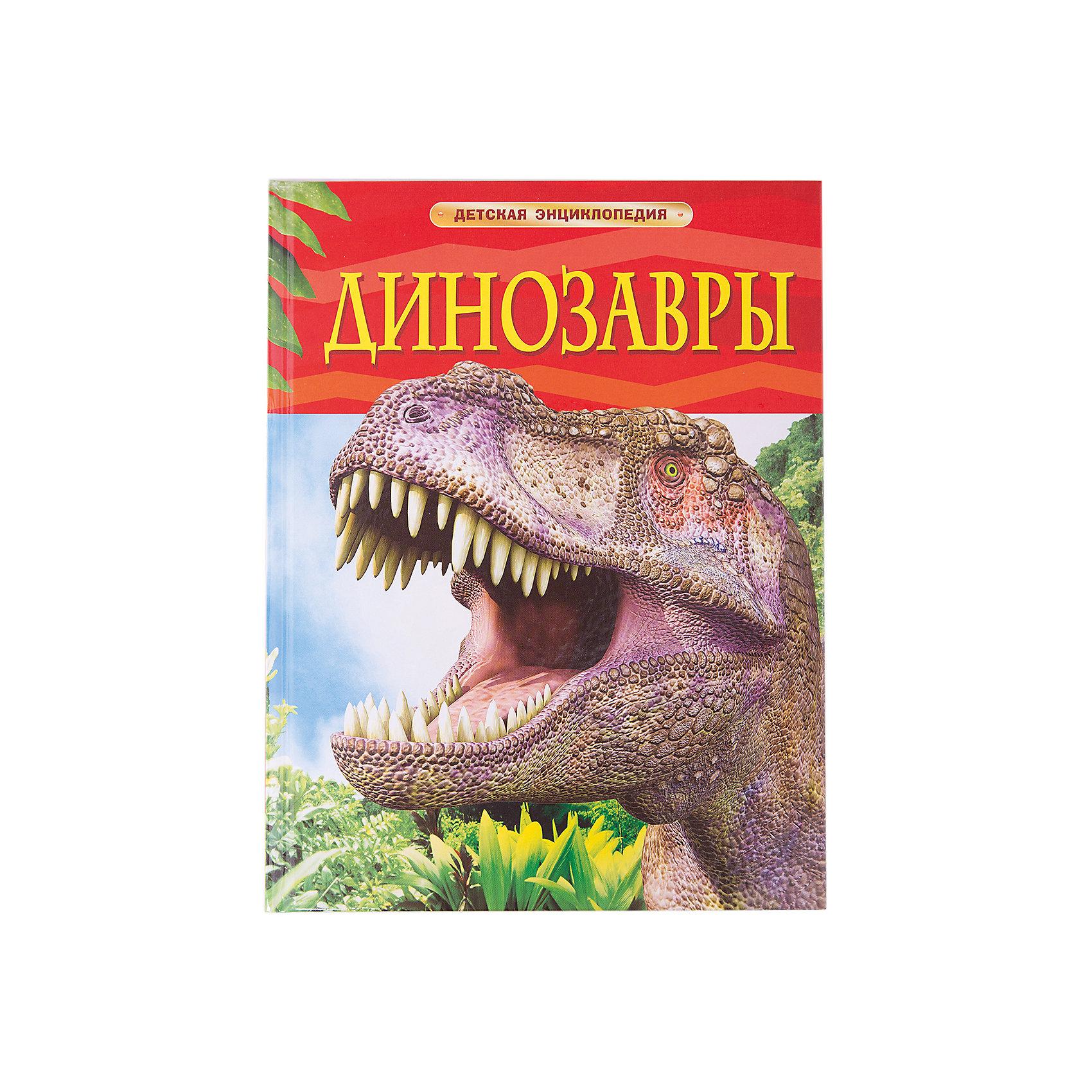 Детская энциклопедия ДинозаврыДинозавры, серия Детская энциклопедия, Росмэн - это замечательный подарок и полезное пособие для занятий с детьми.<br>Это книга об удивительном мире динозавров. В ней рассказывается о многообразии динозавров, об их образе жизни, особенностях организма, о причинах их вымирания. Наряду с интересной информацией о самых разнообразных динозаврах большую ценность в книге представляют впечатляющие рисунки и фотографии реалистичных моделей динозавров.<br><br>Дополнительная информация:<br><br>- Автор: Рейчел Ферт<br>- Тип переплета (обложка): твердая<br>- Размер: 196 x 255мм.<br>- Количество страниц: 48<br>- Бумага: мелованная<br>- Иллюстрации: цветные, фотографии цветные<br><br>Книгу «Динозавры», серия Детская энциклопедия, Росмэн можно купить в нашем интернет-магазине.<br><br>Ширина мм: 265<br>Глубина мм: 205<br>Высота мм: 8<br>Вес г: 380<br>Возраст от месяцев: 60<br>Возраст до месяцев: 96<br>Пол: Унисекс<br>Возраст: Детский<br>SKU: 3633700