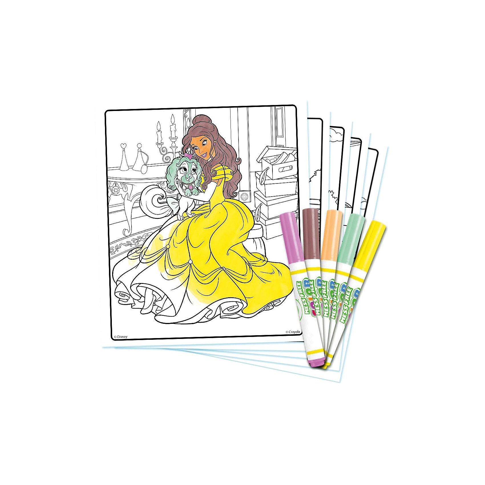 ��������� � ������������ Color Wonder, ��������� ������, � ������������ (Crayola)