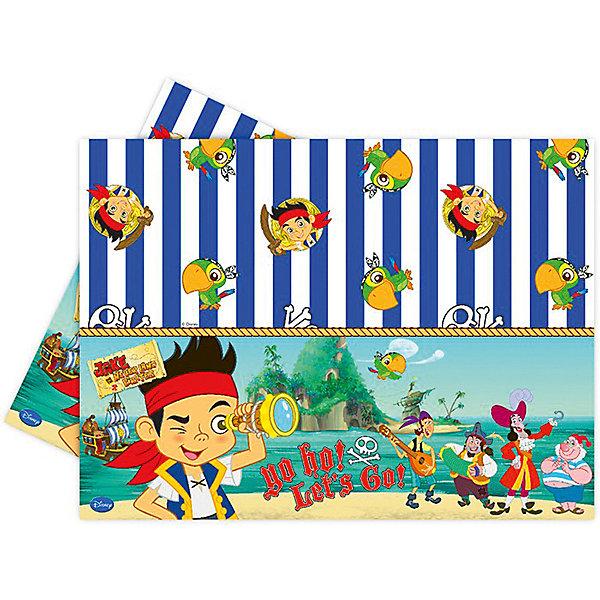 Pc 120см X 180см Скатерть полиэтиленовая Капитан ДжейкНовинки для праздника<br>Характеристики:<br><br>• возраст: от 3 лет;<br>• тип игрушки: скатерть;<br>• количество: 1 шт;<br>• вес: 111 гр;<br>• размеры: 0,5х21х15 см;<br>• материал: полиэтилен;<br>• бренд: Патибум;<br>• страна производитель: Китай.<br><br>Pc 120см X 180см Скатерть полиэтиленовая «Капитан Джейк» подойдет для организации детской вечеринки, дня рождения и других праздников. Скатерть выполнена из полиэтилена и имеет размер 120х180см. Данная скатерть входит в состав коллекции праздничной одноразовой посуды «Капитан Джек» и лучше всего использовать ее для сервировки праздничного стола вместе с другими элементами из этой коллекции (тарелочки, стаканчики и карнавальные аксессуары коллекции).<br><br>Изделие выполнено из качественных материалов, предназначенных для детей возрастом от трех лет. Такая скатерть станет отличным дополнением праздничного настроения. Такая расцветка понравится и мальчикам, и девочкам.<br><br>Pc 120см X 180см Скатерть полиэтиленовую «Капитан Джейк»  можно купить в нашем интернет-магазине.<br><br>Ширина мм: 380<br>Глубина мм: 210<br>Высота мм: 7<br>Вес г: 91<br>Возраст от месяцев: -2147483648<br>Возраст до месяцев: 2147483647<br>Пол: Мужской<br>Возраст: Детский<br>SKU: 3658632