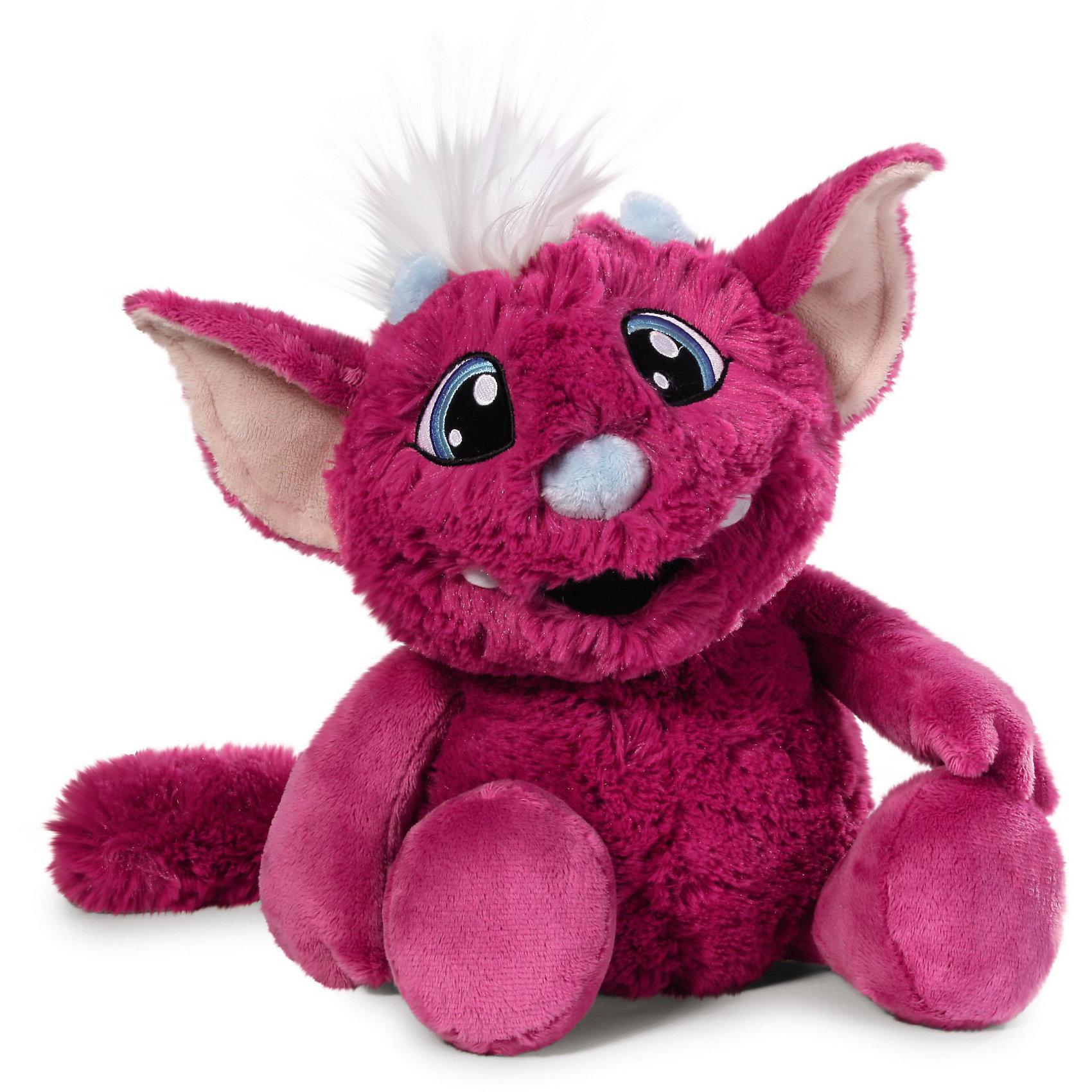 Интерактивная мягкая игрушка Крейзи Мик, 35 см, розовый, NICIИнтерактивная мягкая игрушка Крейзи Мик, NICI - оригинальная забавная игрушка, которая порадует и развеселит Вашего ребенка. Забавное существо обладает множеством игровых функций: если произнести какие-нибудь слова, игрушка будет их повторять, храпит, если закрыть ему глазки, смеется если зверюшку пощекотать.<br><br>Дополнительная информация:<br><br>- Цвет: розовый.<br>- Материал: текстиль.<br>- Требуются батарейки: 3 х АА.<br>- Размер игрушки: 35 см.<br>- Размер упаковки: 48 х 30 х 20 см.<br>- Вес: 200 гр.<br><br>Интерактивную мягкую игрушку Крейзи Мик, 35 см, NICI можно купить в нашем интернет-магазине.<br><br>Ширина мм: 348<br>Глубина мм: 258<br>Высота мм: 233<br>Вес г: 807<br>Возраст от месяцев: 48<br>Возраст до месяцев: 84<br>Пол: Женский<br>Возраст: Детский<br>SKU: 3665112