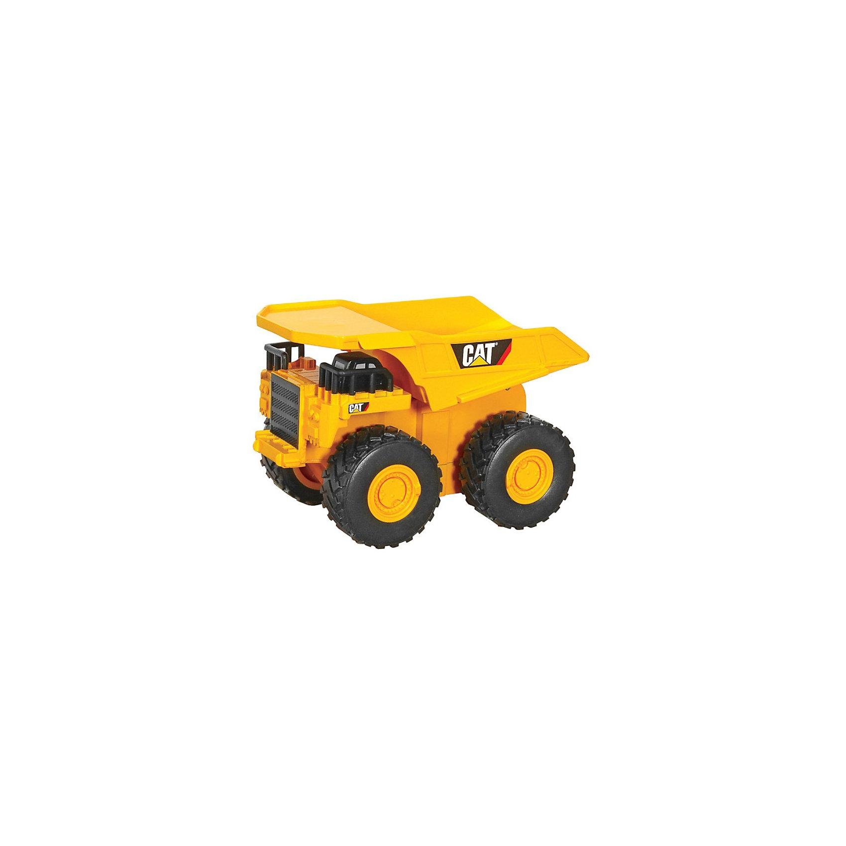 Cтроительная техника Самосвал, ToystateCтроительная техника Самосвал, Toystate – это отличный подарок для юного строителя.<br>Инерционный грузовик из серии строительная техника стилизован под огромный самосвал, который работает в карьерах всего мира и может перевезти за раз до 310 тонн породы. Машина имеет инерционный механизм. Кузов, как и в настоящего самосвала опрокидывается, что, конечно же, обрадует мальчишку - такую машинку можно взять с собой в песочницу. Игрушка выполнена из высококачественного, нетоксичного и прочного материала, что гарантирует безопасность вашего ребенка.<br><br>Дополнительная информация:<br><br>- Цвет: желтый, черный<br>- Материал: пластмасса, металл<br>- Размер упаковки: 13 х 24 х 19 см.<br>- Вес: 700 гр.<br>- Батарейки не требуются<br><br>Cтроительную технику Самосвал, Toystate можно купить в нашем интернет-магазине.<br><br>Ширина мм: 560<br>Глубина мм: 600<br>Высота мм: 250<br>Вес г: 700<br>Возраст от месяцев: 24<br>Возраст до месяцев: 60<br>Пол: Мужской<br>Возраст: Детский<br>SKU: 3665516