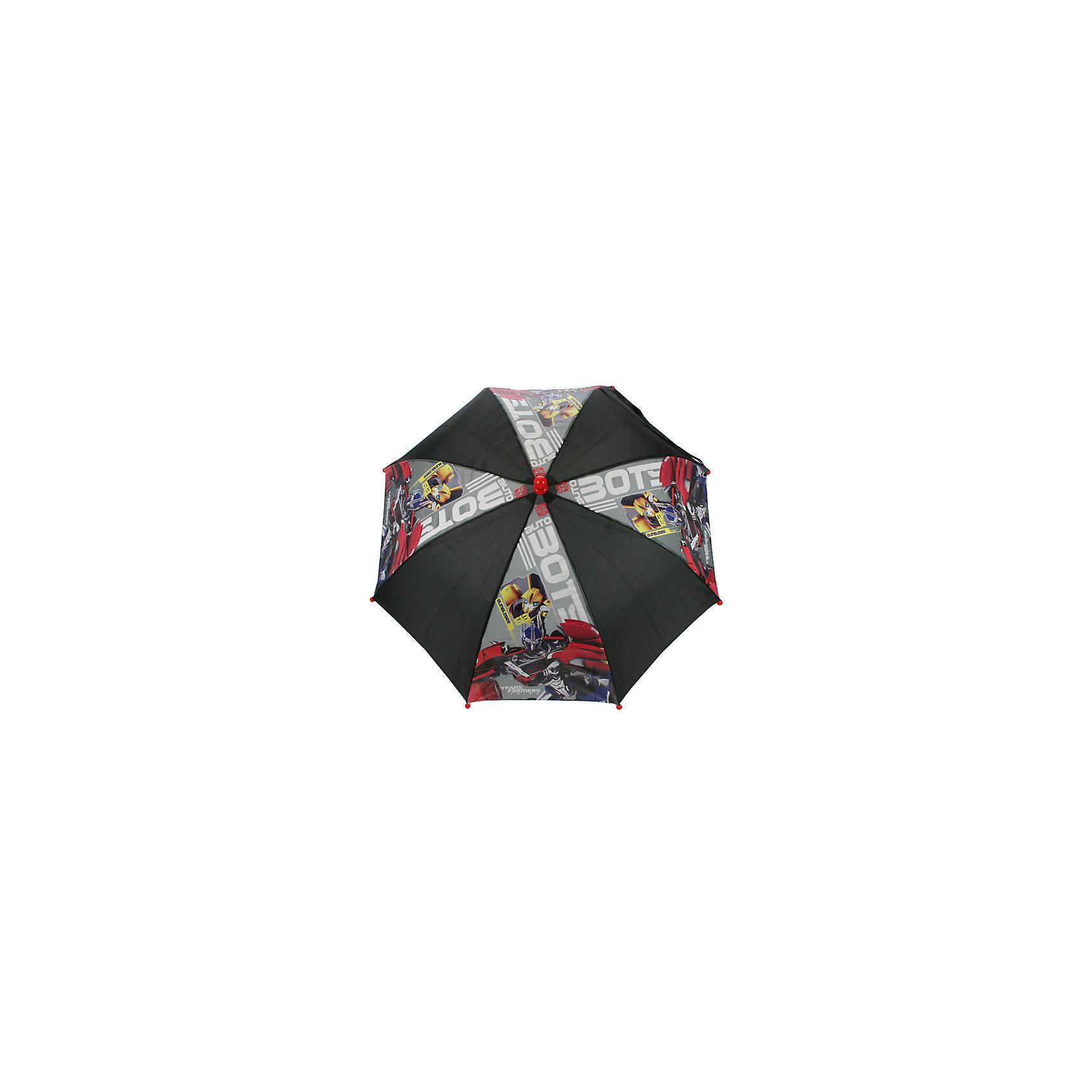 Зонт-трость, ТрансформерыЗонты детские<br>Зонт-трость, Трансформеры (Transformers) – этот яркий красочный зонтик с изображением Трасформеров обязательно понравится вашему ребенку.<br>Компактный детский зонтик-трость станет замечательным подарком для Вашего чада и защитит его не только от дождя, но и от солнца. Красочный дизайн зонтика поднимет настроение и станет незаменимым атрибутом прогулки. Ребенок сможет сам открывать и закрывать зонтик, благодаря легкому механизму, а оригинальная расцветка зонтика привлечет к себе внимание.<br><br>Дополнительная информация:<br><br>- Диаметр купола: 68 см.<br>- Длина в сложенном виде: 57 см.<br>- Количество спиц: 8 шт.<br>- Тип механизма: механический (открывается и закрывается вручную)<br>- Конструкция зонта: зонт-трость<br>- Материал: пластик, полиэстер, металл<br>- Вес: 260 гр.<br>- Страна-изготовитель: Китай<br><br>Зонт-трость, Трансформеры (Transformers) можно купить в нашем интернет-магазине.<br><br>Ширина мм: 570<br>Глубина мм: 65<br>Высота мм: 50<br>Вес г: 260<br>Возраст от месяцев: 36<br>Возраст до месяцев: 108<br>Пол: Мужской<br>Возраст: Детский<br>SKU: 3667808