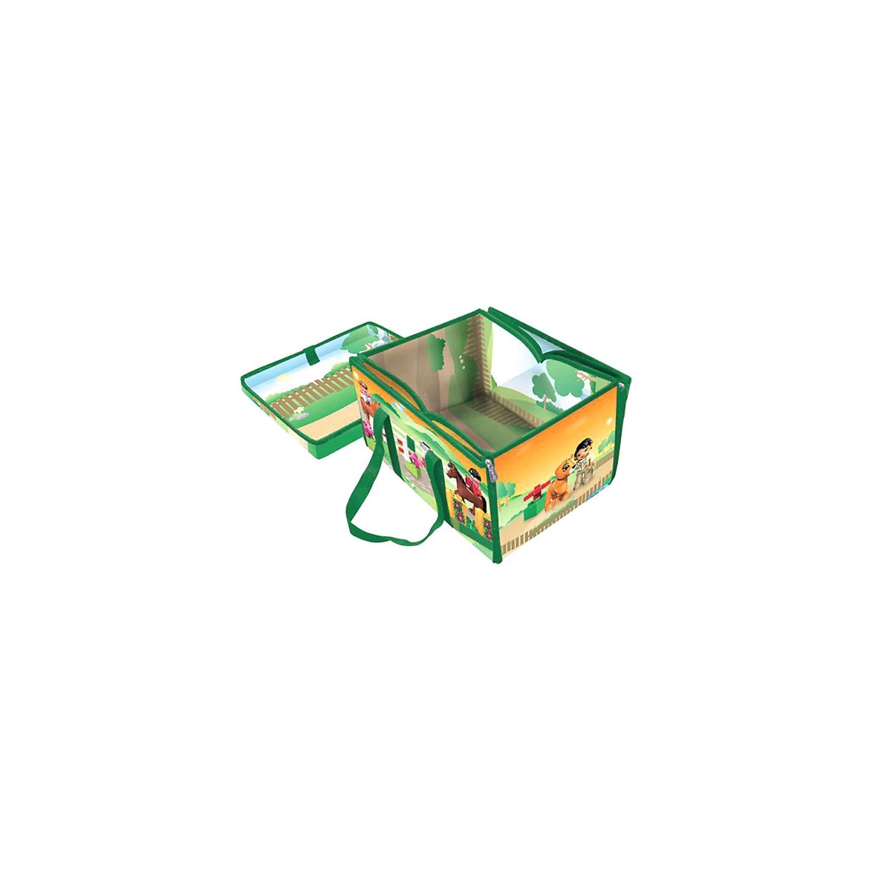 Игрушка-коврик ZIPBIN, LEGO DUPLO