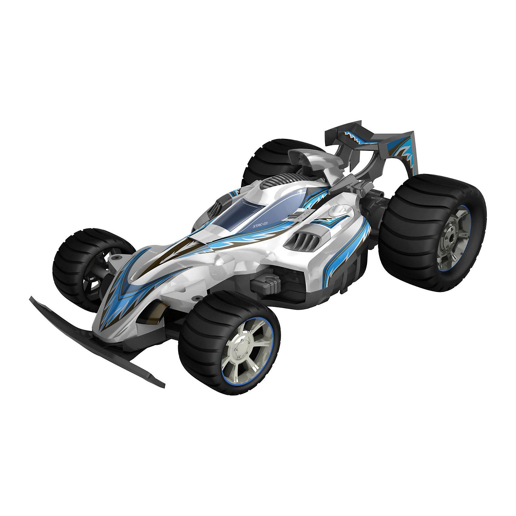 Машина-трансформер Power XTR 3 в 1 на р/у, Silverlit