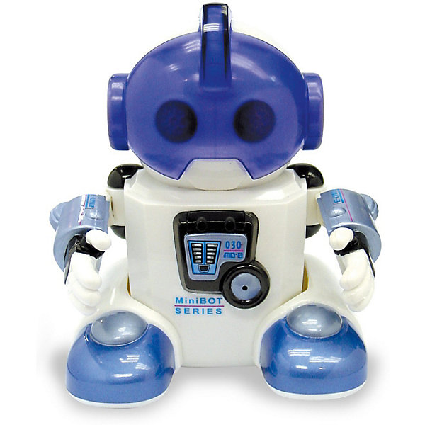Робот Jabber, SilverlitРоботы<br>Робот Jabber (Джаббер) от Silverlit (Сильверлит) - уникальная интерактивная игрушка, которая вызовет восхищение не только у детей, но и у взрослых. Благодаря встроенной памяти робот способен выполнять различные движения: размахивать руками, мигать глазками.<br>Особенности:<br>- реагирует на звуки<br>- при открытии шлема будет танцевать<br>- движения сопровождаются световыми и звуковыми эффектами;<br>- инфракрасный датчик позволяет роботу обходить препятствия;<br>- возможность общения с другими роботами. <br><br>Робот Jabber способствует развитию у ребенка логического мышления, реакции и воображения, тренирует навыки общения.<br><br>Дополнительная информация:<br><br>- Материал: пластик, металл.<br>- Требуются батарейки: 4 х ААА  LR03 1.5V (мизинчиковые) (не входят в комплект). <br>- Размер игрушки: 11 х 14 х 10 см. <br>- Размер упаковки: 21 х 14 х 28 см. <br>- Вес: 0,542 кг.<br><br>Робота Jabber, Silverlit можно купить в нашем интернет-магазине.<br>Ширина мм: 170; Глубина мм: 210; Высота мм: 140; Вес г: 479; Возраст от месяцев: 48; Возраст до месяцев: 1188; Пол: Мужской; Возраст: Детский; SKU: 3668336;
