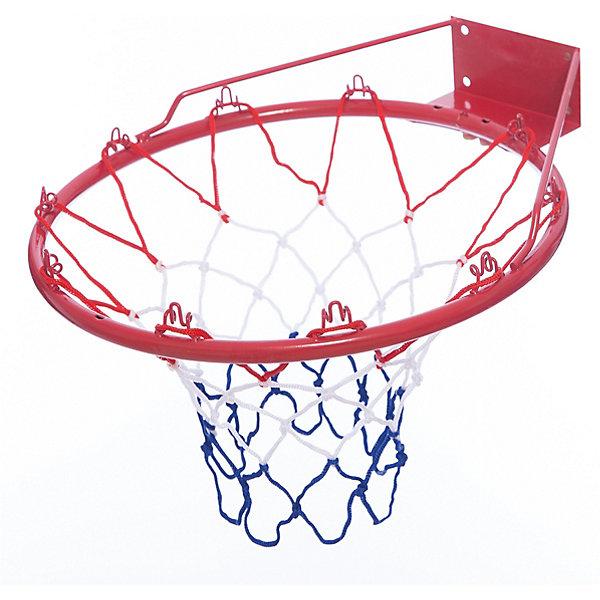 Баскетбольная корзинаИгровые наборы<br>Баскетбольная корзина диаметром 42 см прекрасно подойдет для занятий баскетболом. Почувствовать себя настоящим баскетболистом и участником крутых соревнований по баскетболу теперь вашему ребенку не составит труда.<br><br>Имея такой набор для игры в баскетбол, Ваш ребенок сможет не только весело провести время у себя дома, но и на улице в окружении своих друзей. А, играя с такой игрушкой, у вашего ребенка развивается меткость, прыткость и он получает положительный заряд энергии на долгое время. <br><br>Комплектация: баскетбольная корзина, сетка для корзины и необходимые крепления<br><br>Дополнительная информация:<br><br>-Диаметр корзины: 42см<br><br>Корзина баскетбольная в комплекте с сеткой и креплениями станет прекрасным подарком вашему малышу! Может применяться как для игр дома, так и для игр на улице! <br><br>Баскетбольную корзину можно купить в нашем магазине.<br>Ширина мм: 445; Глубина мм: 80; Высота мм: 445; Вес г: 1375; Возраст от месяцев: 36; Возраст до месяцев: 1188; Пол: Унисекс; Возраст: Детский; SKU: 3676464;