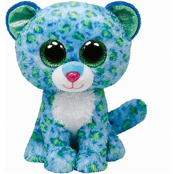 Тигренок Leona, TyМягкие игрушки животные<br>Замечательный Тигренок Leona от Ту станет самым лучшим другом Вашему малышу. Он станет любимой игрушкой, с которой можно весело играть днем и уютно засыпать ночью. Игрушечный тигренок составит приятную компанию малышу на прогулке. Он представляет новую коллекцию мягких игрушек Beanie Boos. Особенность игрушки в том, что она понравится как мальчикам, так и девочкам. Замечательный Тигренок Leona с невероятно добрыми искренними глазками еще никого не оставлял равнодушным! У тигренка мягкая голубая шерстка с забавными зелеными пятнышками. Ребенок может разыгрывать любые сюжеты с забавным другом, благодаря чему у него будет развиваться фантазия, воображение, а также навыки сюжетно-ролевой игры. Заботясь о маленьком друге малыш научится бережному отношению к своим вещам, игрушкам и животным. Рассказав ребенку о тигрятах и их повадках, Вы расширите представления малыша об окружающем мире!<br><br>Дополнительная информация:<br><br>- Игрушка развивает: тактильные навыки, зрительную координацию, мелкую моторику рук;<br>- Материалы не вызовут аллергии у Вашего малыша;<br>- Яркие и стойкие цвета приятны для глаз;<br>- Материал: ткань, пластик, искусственный мех;<br>- Наполнение: синтепон;<br>- Высота игрушки: 15,24 см<br><br>Тигренка Leona, Ty, можно купить в нашем интернет-магазине.<br><br>Ширина мм: 150<br>Глубина мм: 150<br>Высота мм: 152<br>Вес г: 91<br>Возраст от месяцев: 36<br>Возраст до месяцев: 1188<br>Пол: Унисекс<br>Возраст: Детский<br>SKU: 3676485