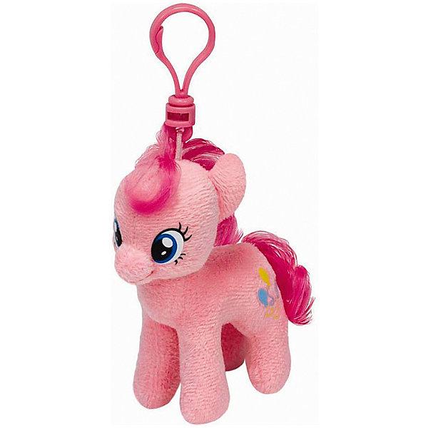 Пони Пинки Пай, 15 см, My Little Pony, TyМягкие игрушки животные<br>Маленькие девочки очень любят животных. Особенно любят лошадей. Для маленькой девочки нужна и маленькая лошадка. Такой лошадкой является пони. Вашей дочке обязательно понравится розовая малышка: Pony Pinkie Pie (Пони Пинки Пай), которая станет новой любимицей ребенка. Чудесная милая Пони имеет яркую красивую раскраску. Большие выразительные глаза пони смотрят с такой трогательной добротой, что так и хочется взять игрушку  на руки и заботиться об этой малютке. Мягкая игрушка оснащена удобным карабином, при помощи которого ее можно прикрепить к сумочке или к рюкзаку, чтобы никогда не расставаться!<br><br>Дополнительная информация:<br><br>- Игрушка развивает: тактильные навыки, зрительную координацию, мелкую моторику рук;<br>- Идеальный подарок для любителей серии: My Little Pony (Моя Маленькая Пони);<br>- Материалы не вызовут аллергии у Вашего малыша;<br>- Игрушка оснащена карабином, для крепления к сумочке;<br>- Яркие и стойкие цвета приятны для глаз;<br>- Материал: плюш, пластик;<br>- Высота игрушки: 15 см<br><br>Пони Пинки Пай (Pony Pinkie Pie), 15 см, My Little Pony, Ty можно купить в нашем интернет-магазине.<br>Ширина мм: 150; Глубина мм: 150; Высота мм: 152; Вес г: 31; Возраст от месяцев: 36; Возраст до месяцев: 120; Пол: Унисекс; Возраст: Детский; SKU: 3676486;