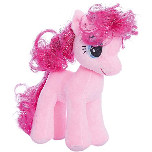 Пони Пинки Пай, 20 см, My Little Pony, TyМягкие игрушки животные<br>Маленькие девочки очень любят животных. Особенно любят лошадей. Для маленькой девочки нужна и маленькая лошадка. Такой лошадкой является пони. Вашей дочке обязательно понравится красивая малышка: Pony Pinkie Pie (Пони Пинки Пай), которая станет новой любимицей ребенка. Чудесная милая Пони имеет яркую красивую окраску и шелковистую гриву. Большие выразительные глаза пони смотрят с такой трогательной добротой, что так и хочется взять игрушку  на руки и заботиться об этой малютке. <br><br>Дополнительная информация:<br><br>- Игрушка развивает: тактильные навыки, зрительную координацию, мелкую моторику рук;<br>- Идеальный подарок для любителей серии: My Little Pony (Моя Маленькая Пони);<br>- Материалы не вызовут аллергии у Вашего малыша;<br>- Приятная на ощупь;<br>- Яркие и стойкие цвета приятны для глаз;<br>- Материал: плюш;<br>- Высота игрушки: 20 см;<br>- Вес: 88 г<br><br>Pony Pinkie Pie (Пони Пинки Пай), 20 см, My Little Pony, Ty можно купить в нашем интернет-магазине.<br><br>Ширина мм: 203<br>Глубина мм: 203<br>Высота мм: 203<br>Вес г: 88<br>Возраст от месяцев: 36<br>Возраст до месяцев: 120<br>Пол: Женский<br>Возраст: Детский<br>SKU: 3676490