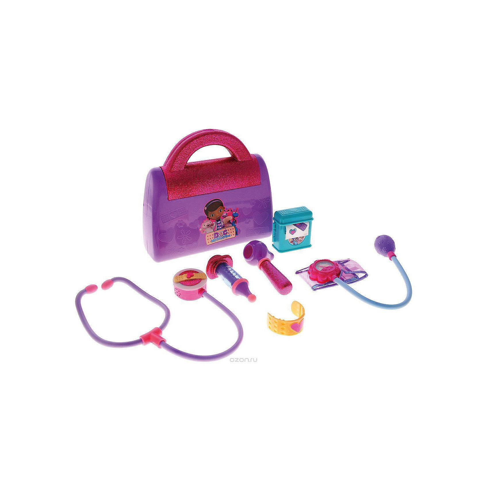 - Чемоданчик доктора, Доктор Плюшева mc2 игрушечный детектор лжи