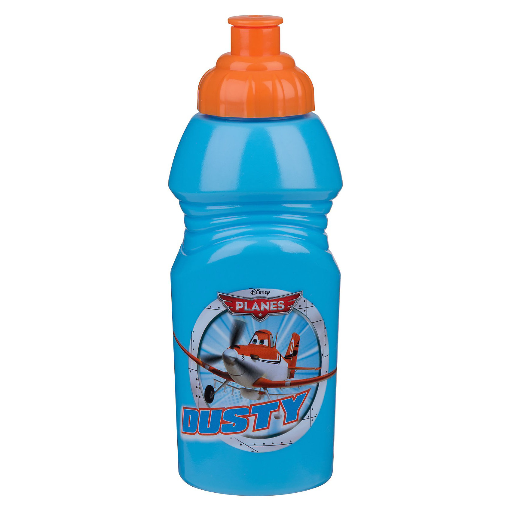Бутылка спортивная малая (375 мл), Самолеты