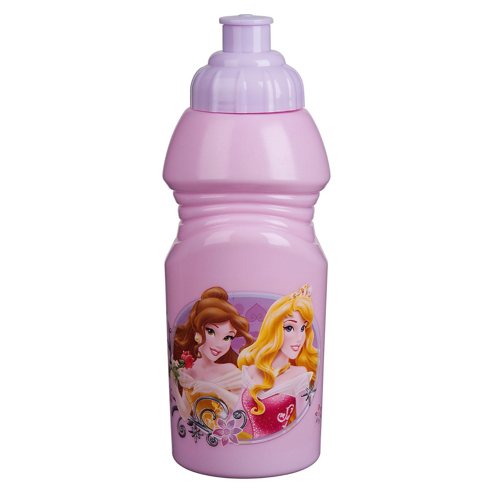 Бутылка спортивная малая (375 мл), Disney Princess