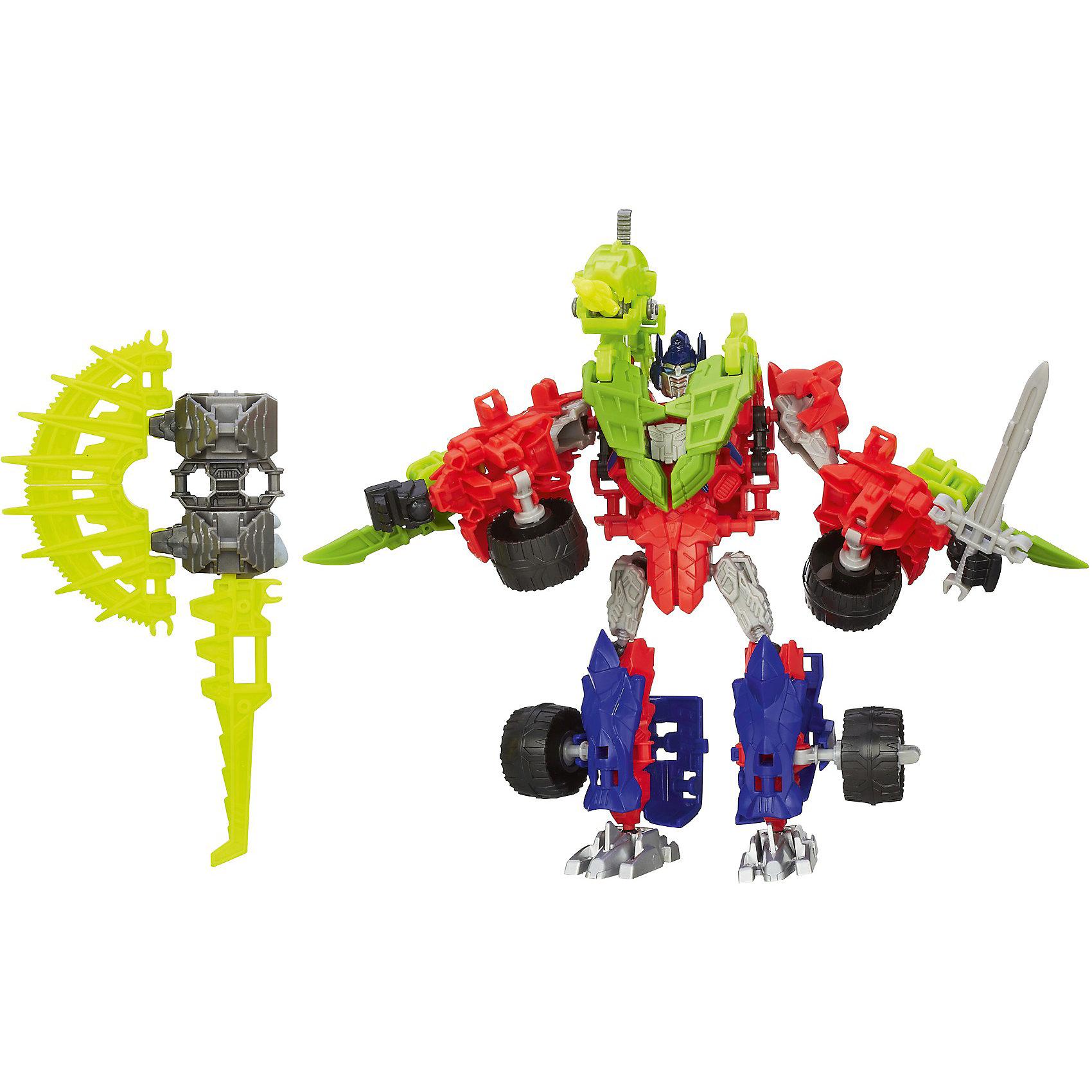 Hasbro Констракт Боты: Диноботы Optimus Prime & Gnaw Dino, Войны, Трансформеры 4 kospel epj 4 4 optimus