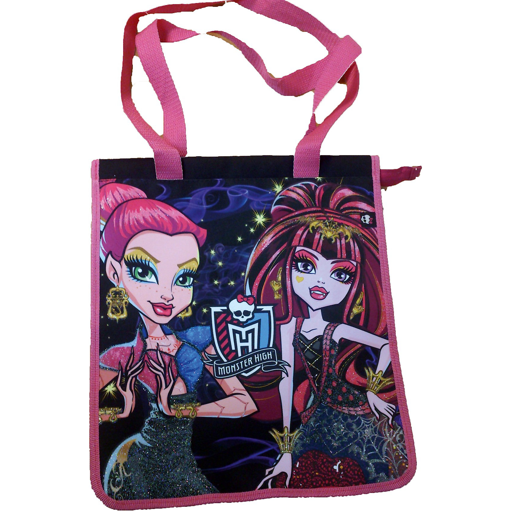 Сумка для покупок и дополнительных занятий, Monster High