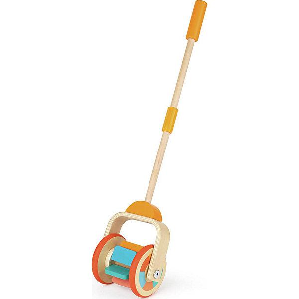 Деревянная каталка Радуга, HapeДеревянные игрушки<br>Забавная игрушка Радуга развеселит малыша своими гремящими звуками. Она имеет удобную ручку и мягкие вставки на колесиках, что позволяет играть в нее дома и на улице. <br>Игрушка сделана из высококачественного материала, который безопасен для здоровья ребенка.<br><br>Дополнительная информация:<br><br>- Возраст: от 10 до 24 месяцев<br>- Материал: резина, дерево<br>- Размеры: 50х19х9 см<br>- Вес: 0.4 кг<br><br>Деревянную каталку Радуга, Hape можно купить в нашем интернет-магазине.<br>Ширина мм: 250; Глубина мм: 183; Высота мм: 184; Вес г: 662; Возраст от месяцев: 10; Возраст до месяцев: 24; Пол: Унисекс; Возраст: Детский; SKU: 3685380;