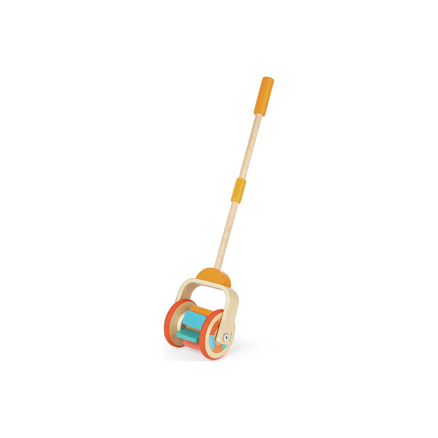 Деревянная каталка Радуга, HapeИгрушки-каталки<br>Забавная игрушка Радуга развеселит малыша своими гремящими звуками. Она имеет удобную ручку и мягкие вставки на колесиках, что позволяет играть в нее дома и на улице. <br>Игрушка сделана из высококачественного материала, который безопасен для здоровья ребенка.<br><br>Дополнительная информация:<br><br>- Возраст: от 10 до 24 месяцев<br>- Материал: резина, дерево<br>- Размеры: 50х19х9 см<br>- Вес: 0.4 кг<br><br>Деревянную каталку Радуга, Hape можно купить в нашем интернет-магазине.<br><br>Ширина мм: 250<br>Глубина мм: 183<br>Высота мм: 184<br>Вес г: 662<br>Возраст от месяцев: 10<br>Возраст до месяцев: 24<br>Пол: Унисекс<br>Возраст: Детский<br>SKU: 3685380