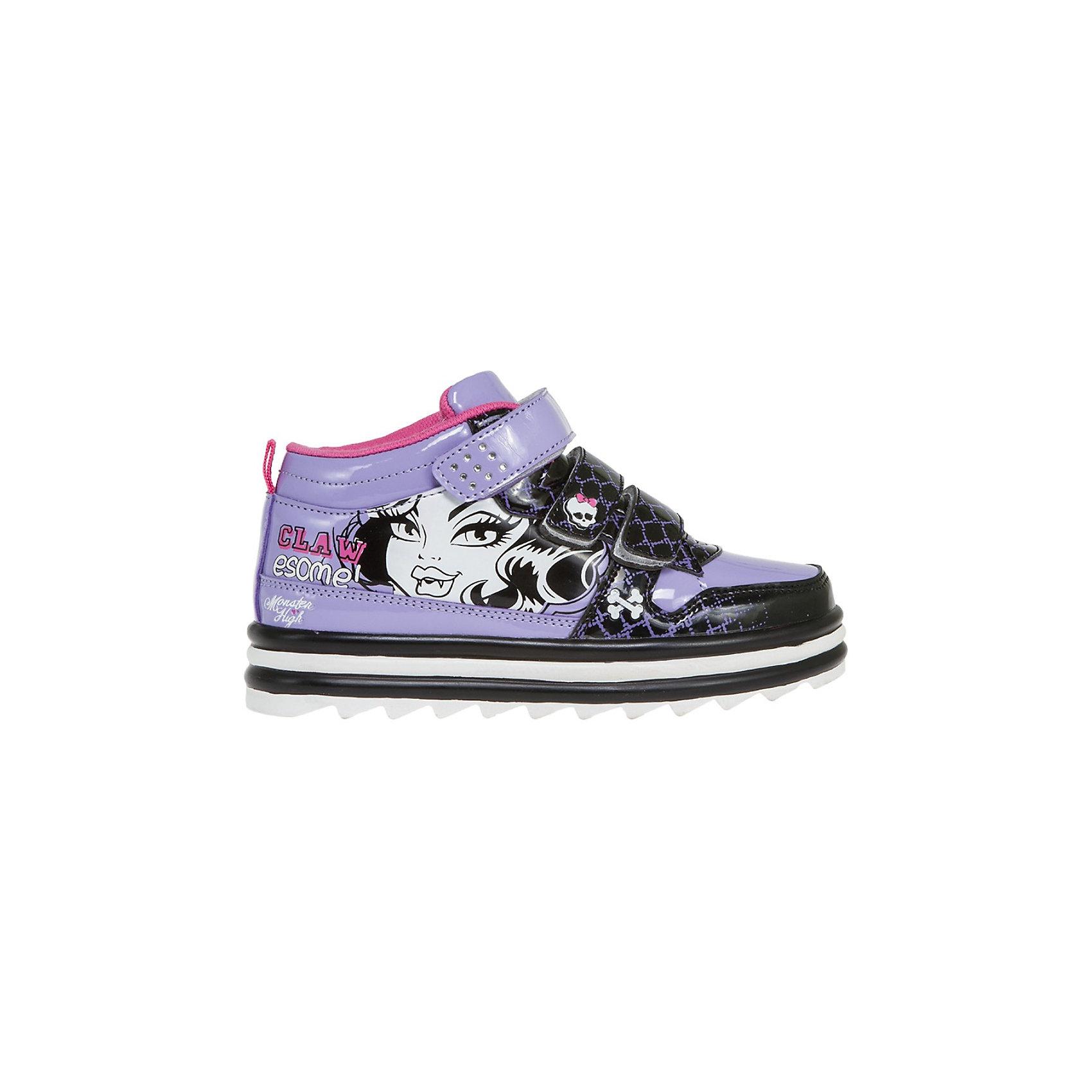 Кроссовки для девочки Monster High