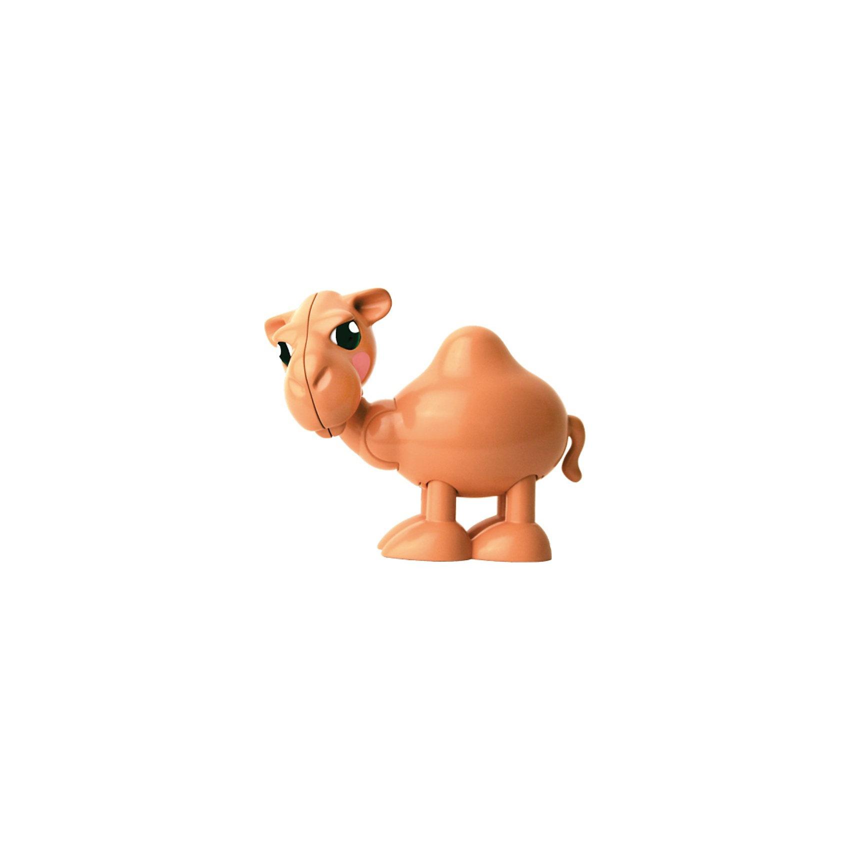Фигурка Верблюд, Первые друзья, TOLOМир животных<br>Фигурка Верблюд, Первые друзья, TOLO (ТОЛО) – это забавная фигурка, которая составит малышам компанию в познании окружающего мира.<br>С фигуркой Верблюд английского бренда Tolo игры вашего ребенка будут красочнее и интереснее. Голова и хвостик у верблюжонка вращаются в разные стороны, при этом негромко потрескивая. Ноги двигаются. А в задних лапах спрятана забавная пищалка. Фигурка может принимать различные позы. Игрушка способствует развитию фантазии и воображения, помогает формировать первые навыки сюжетно-ролевой игры, знакомит ребенка с животными. <br>Игрушки Толо производятся из пластика самого высокого качества и гипоаллергенных красителей. Они абсолютно безопасны для малышей, не бьются, не ломаются, крепкие и прочные.<br><br>Дополнительная информация:<br><br>- Размер: 10 х 5 см.<br>- Материал: высококачественный пластик<br><br>Фигурка Верблюд, Первые друзья, TOLO (ТОЛО) - обязательно понравится Вашему малышу.<br><br>Фигурку Верблюд, Первые друзья, TOLO (ТОЛО) можно купить в нашем интернет-магазине.<br><br>Ширина мм: 70<br>Глубина мм: 60<br>Высота мм: 110<br>Вес г: 77<br>Возраст от месяцев: 12<br>Возраст до месяцев: 60<br>Пол: Унисекс<br>Возраст: Детский<br>SKU: 3688993