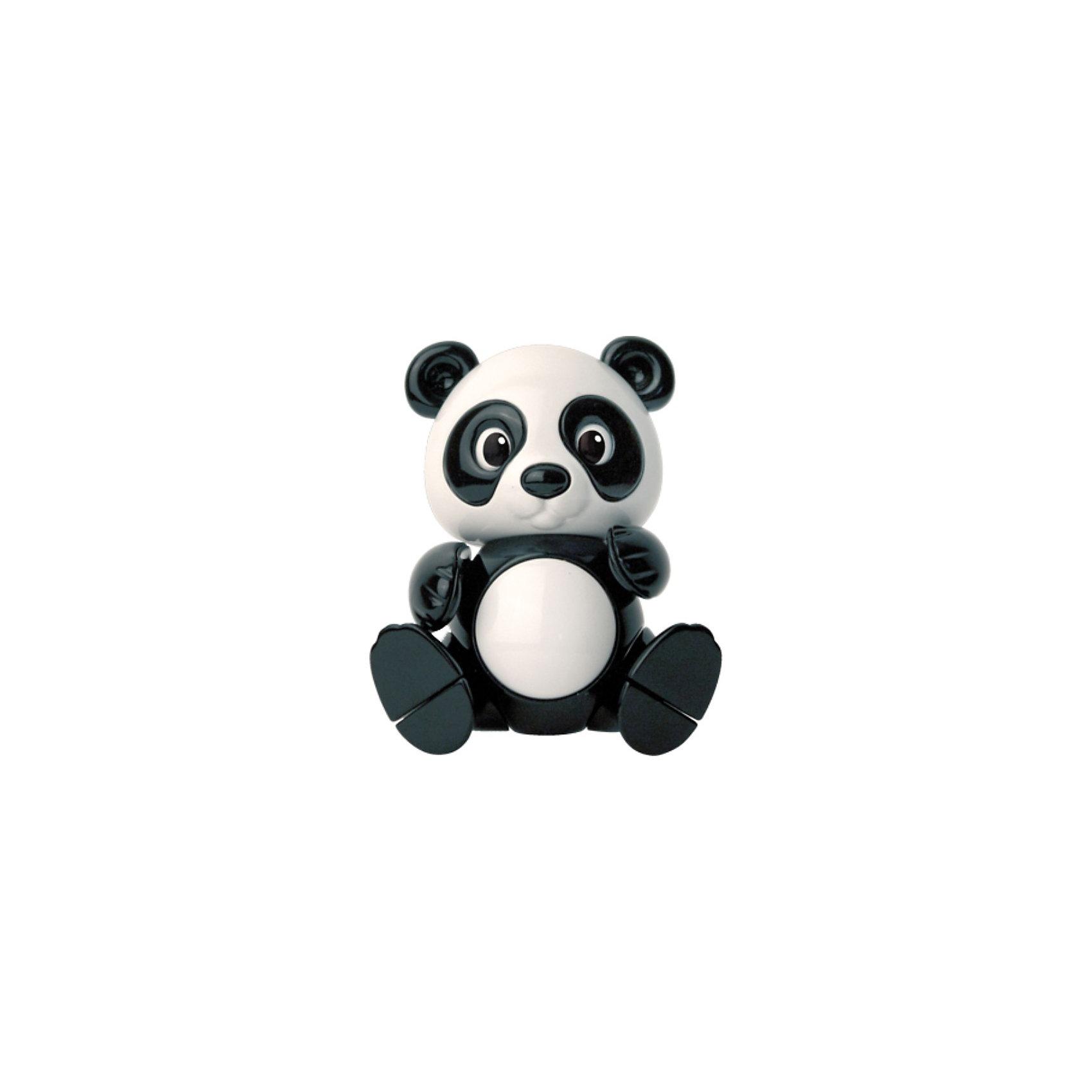 Фигурка Панда, Первые друзья, TOLOФигурка Панда, Первые друзья, TOLO (ТОЛО) – эта яркая красочная игрушка привлечет внимание Вашего малыша и не позволит ему скучать.<br>Забавная милая панда с доброжелательной мордочкой станет верный другом вашего ребенка. У фигурки щелкающая и подвижная голова, подвижные лапы. Панда может принимать различные позы: стоять, сидеть. Игрушка способствует развитию фантазии и воображения, помогает формировать первые навыки сюжетно-ролевой игры, знакомит ребенка с животными. <br>Игрушки Толо производятся из пластика самого высокого качества и гипоаллергенных красителей. Они абсолютно безопасны для малышей, не бьются, не ломаются, крепкие и прочные.<br><br>Дополнительная информация:<br><br>- Размер: 6 х 9 х 7 см.<br>- Материал: высококачественный пластик<br><br>Фигурка Панда, Первые друзья, TOLO (ТОЛО) - обязательно понравится Вашему малышу.<br><br>Фигурку Панда, Первые друзья, TOLO (ТОЛО) можно купить в нашем интернет-магазине.<br><br>Ширина мм: 70<br>Глубина мм: 110<br>Высота мм: 60<br>Вес г: 75<br>Возраст от месяцев: 12<br>Возраст до месяцев: 60<br>Пол: Унисекс<br>Возраст: Детский<br>SKU: 3688996