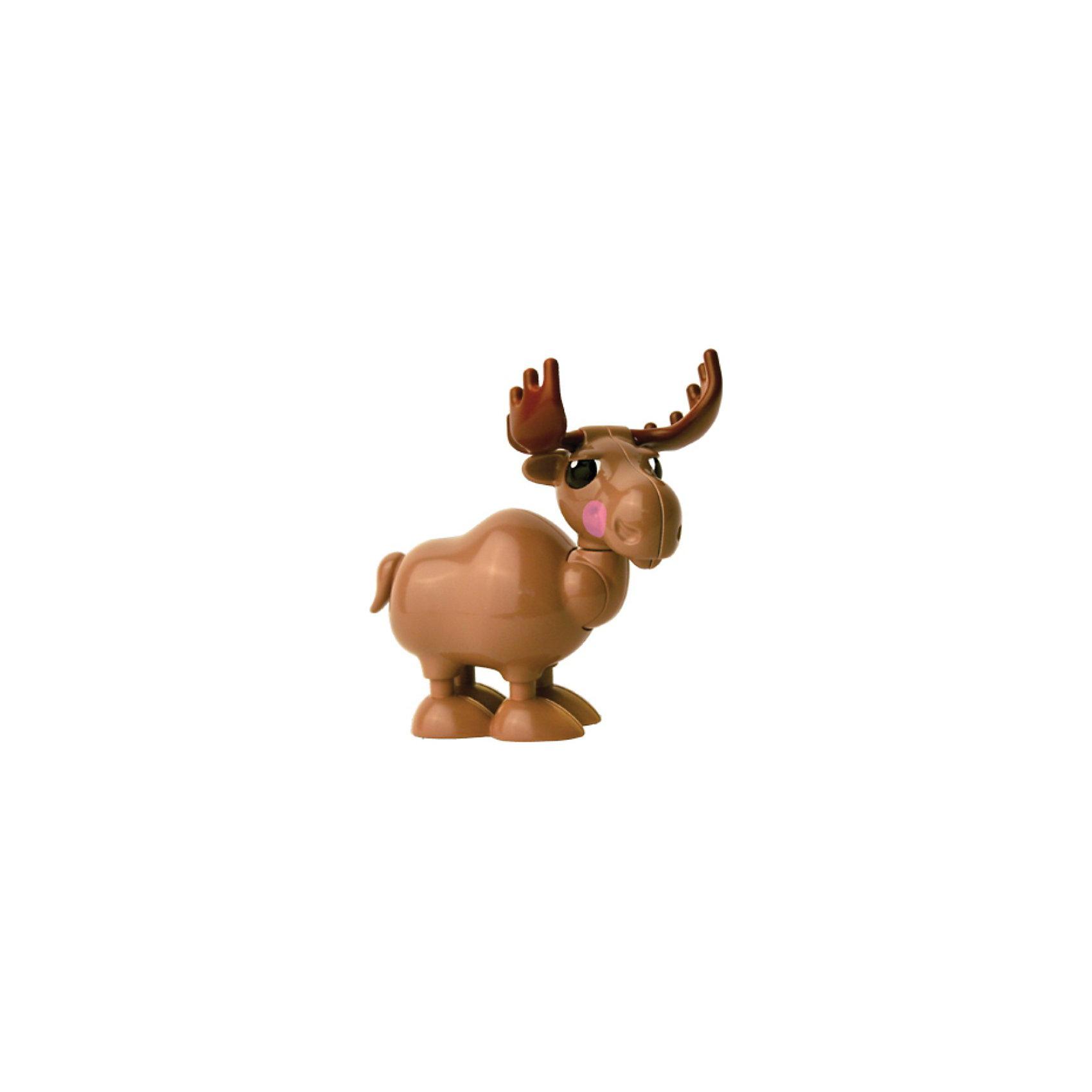 Фигурка Лось, Первые друзья, TOLOФигурка Лось, Первые друзья, TOLO (ТОЛО) – эта яркая красочная игрушка привлечет внимание Вашего малыша и не позволит ему скучать.<br>Лось с красивыми рогами станет верный другом вашего ребенка. С веселым пощелкиванием у фигурки Лося поворачиваются голова и хвост, а в задних лапках-подставке спрятана забавная пищалка. Фигурка может принимать различные положения. Игрушка способствует развитию координации движений, моторики, распознаванию цветов и звуков, знакомит ребенка с животными. <br>Игрушки Толо производятся из пластика самого высокого качества и гипоаллергенных красителей. Они абсолютно безопасны для малышей, не бьются, не ломаются, крепкие и прочные.<br><br>Дополнительная информация:<br><br>- Размер: 12 х 5 см.<br>- Материал: высококачественный пластик<br><br>Фигурка Лось, Первые друзья, TOLO (ТОЛО) - обязательно понравится Вашему малышу.<br><br>Фигурку Лось, Первые друзья, TOLO (ТОЛО) можно купить в нашем интернет-магазине.<br><br>Ширина мм: 70<br>Глубина мм: 60<br>Высота мм: 110<br>Вес г: 83<br>Возраст от месяцев: 12<br>Возраст до месяцев: 60<br>Пол: Унисекс<br>Возраст: Детский<br>SKU: 3688999