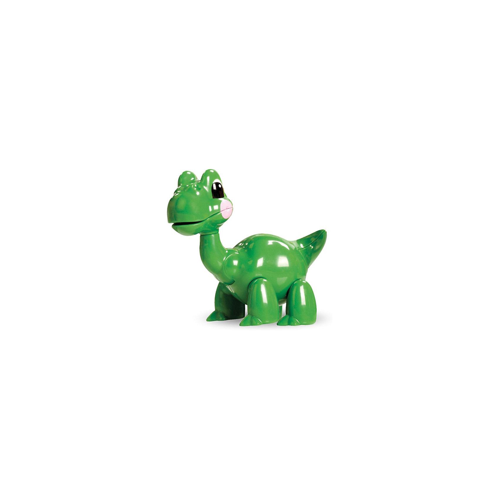 TOLO Фигурка Бронтозавр, Первые друзья, TOLO развивающие игрушки tolo toys тюлень