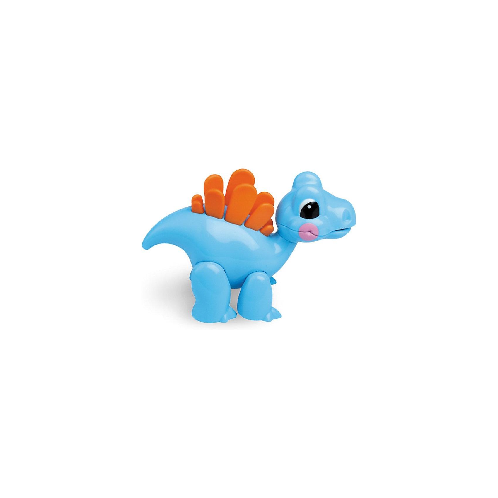 TOLO Фигурка Стегозавр, Первые друзья, TOLO фигурки игрушки tolo фигурка пещерная девочка