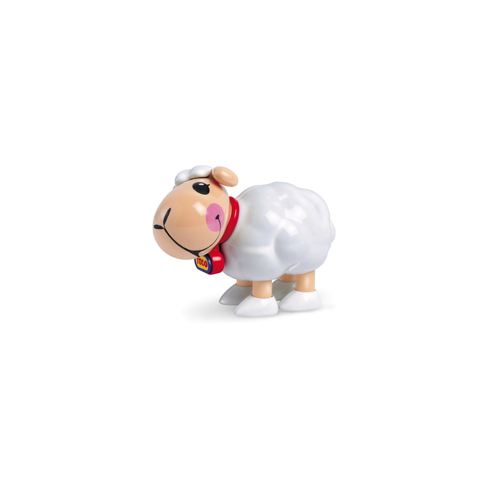 TOLO Фигурка Овечка, Первые друзья, TOLO развивающие игрушки tolo toys тюлень