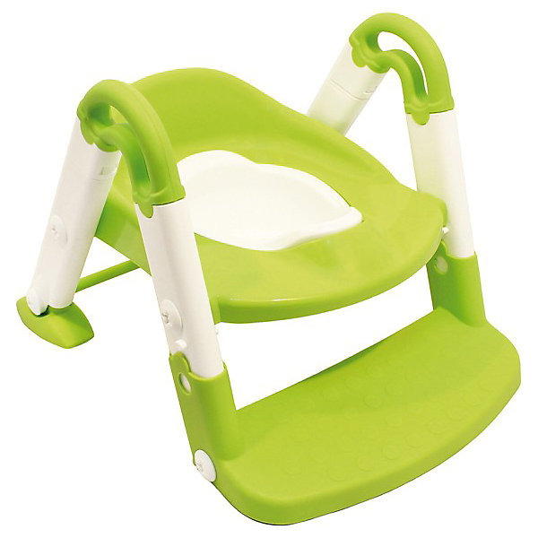 Горшок-трансформер, ROXY-KIDS, салатовыйДетские горшки и писсуары<br>Горшок-трансформер, ROXY-KIDS - это удобная насадка на унитаз со ступенькой для детей от 2 лет. Насадку можно использовать как для того, чтобы приучить ребенка с ранних лет пользоваться взрослым унитазом, так и в качестве обычного горшка в любом помещении.<br>С помощью этого нехитрого приспособления малыш сможет самостоятельно сходить в туалет и почувствовать себя уже взрослым, ведь это так важно для ребёнка.<br>Легко собирается и разбирается для транспортировки. Ступенька имеет противоскользящее покрытие. Горшок имеет удобные ручки, которые помогают ребенку слезть и залезть.<br>Ножка насадки также оснащена надежными антискользящими креплениями для дополнительной безопасности и устойчивости.<br><br>Дополнительная информация:<br><br>- размеры упаковки: 39,5 х 35 х 17,5 см<br>- материал: пластик<br>- вес: 1850 г.<br><br>Горшок-трансформер, ROXY-KIDS салатовый можно купить в нашем магазине.<br>Ширина мм: 395; Глубина мм: 348; Высота мм: 175; Вес г: 1850; Возраст от месяцев: 24; Возраст до месяцев: 60; Пол: Унисекс; Возраст: Детский; SKU: 3694569;