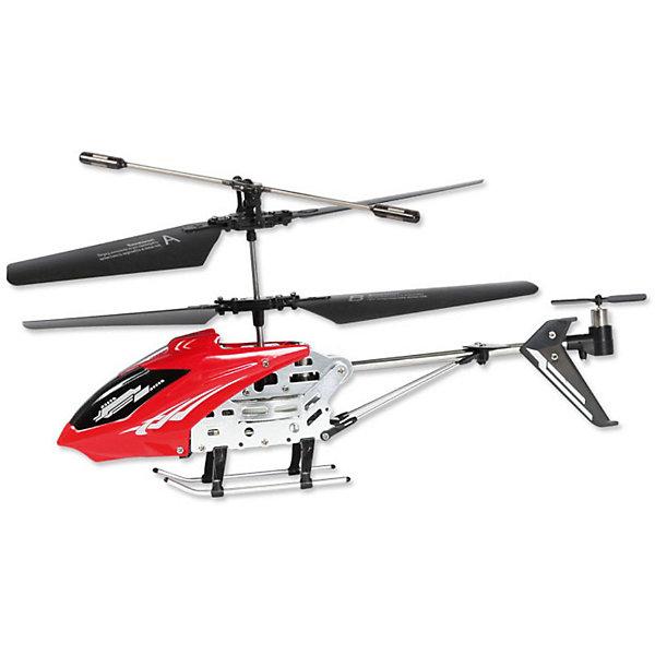 Вертолет IR -107, на и/к управлении, Mioshi TechСамолёты и вертолёты<br>Вертолет Mioshi IR-107 оснащен гироскопом и 3-хканальной системой дистанционного управления, благодаря чему модель стабильна в управлении. Движения вертолета плавные, без вращения на взлете. Наличие встроенного гироскопа делает полет сбалансированным и не позволяет сбиться с намеченного курса. Такие вертолеты относятся к усовершенствованным радиоуправляемым игрушкам, пилотировать которые могут даже дети.<br>За счет небольшого веса (всего 40 г) и легкой металлической конструкции вертолет не получает серьезных повреждений, которые возможны при первых запусках. Управлять вертолетом возможно в следующих направлениях: вверх-вниз, движение влево-вправо, движение вперед-назад.<br>В воздухе могут одновременно парить несколько вертолетов., что возможно благодаря разным каналам, которые соединяют вертолет и пульт.<br> <br>Дополнительная информация:<br><br>- Время полета: 6,5 – 7,5 мин на расстоянии до 10 м<br>- Максимальная скорость: 10 км/ч.<br>- Время зарядки: 48-51 мин<br>- Батарея: 3.7V 180mAh <br>- Зарядка от USB-порта, зарядный кабель в комплекте<br>- Возможность зарядки от пульта дистанционного управления<br>- Питание пульта ДУ: 6 батареек типа AA (приобретаются отдельно)<br>- Размеры вертолета: 220 x 38 x 98 мм.<br>- Диаметр несущего винта: 187 мм.<br>- Вес упаковки: 720 г.<br>- Размеры упаковки: 510 х 190 х 85 мм<br>- Комплект поставки: собранный, полностью готовый к полету вертолет, инфракрасный пульт ДУ, кабель USB для зарядки, два запасных хвостовых винта, четыре запасные лопасти, два запасных крепления стабилизатора, набор шестеренок, инструкция<br>- Материал: высококачественный пластик, металл<br><br>Вертолет IR -107,  красный, на и/к управлении, Mioshi Tech  можно купить в нашем магазине.<br><br>Ширина мм: 510<br>Глубина мм: 190<br>Высота мм: 85<br>Вес г: 720<br>Возраст от месяцев: 72<br>Возраст до месяцев: 1188<br>Пол: Мужской<br>Возраст: Детский<br>SKU: 3703437