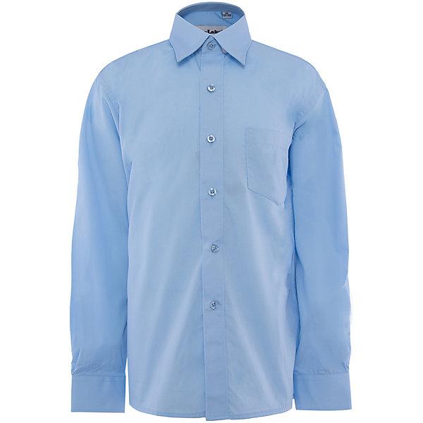 Рубашка для мальчика SkylakeБлузки и рубашки<br>Сорочка классическая для мальчика<br>Состав:<br>80% хлопок, 20% п/э<br><br>Ширина мм: 174<br>Глубина мм: 10<br>Высота мм: 169<br>Вес г: 157<br>Цвет: голубой<br>Возраст от месяцев: 108<br>Возраст до месяцев: 120<br>Пол: Мужской<br>Возраст: Детский<br>Размер: 140,122,128,134,146,152,158<br>SKU: 3708489