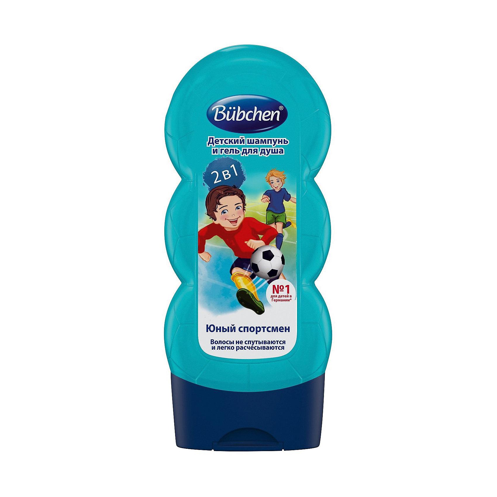 Шампунь для мытья волос и тела Спорт и удовольствие, Bubchen, 230 мл.Шампуни<br>Шампунь для мытья волос и тела Спорт и удовольствие, Bubchen, 230 мл. – для нежного очищения волос и кожи.<br><br>Шампунь Спорт и удовольствие содержит активные компоненты на растительной основе, которые способствуют нежному очищению кожи. Натуральные вещества обеспечивают мягкий уход с головы до пяточек. Укрепляет волосы и облегчает их расчесывание. Идеален после занятий спортом и активных прогулок. Шампунь совмещает в себе гель для тела и шампунь. Не содержит вызывающих аллергическую реакцию ароматизаторов и красителей, pH-нейтрален.<br><br>Дополнительная информация:<br><br>- размер 65х40х170 мм<br>- объем: 230 мл.<br><br>Шампунь для мытья волос и тела Спорт и удовольствие, Bubchen, 230 мл. – бодрящая свежесть для настоящих чемпионов!<br><br>Шампунь для мытья волос и тела Спорт и удовольствие, Bubchen, 230 мл. можно купить в нашем магазине.<br><br>Ширина мм: 67<br>Глубина мм: 35<br>Высота мм: 170<br>Вес г: 260<br>Возраст от месяцев: 24<br>Возраст до месяцев: 2147483647<br>Пол: Унисекс<br>Возраст: Детский<br>SKU: 3713819