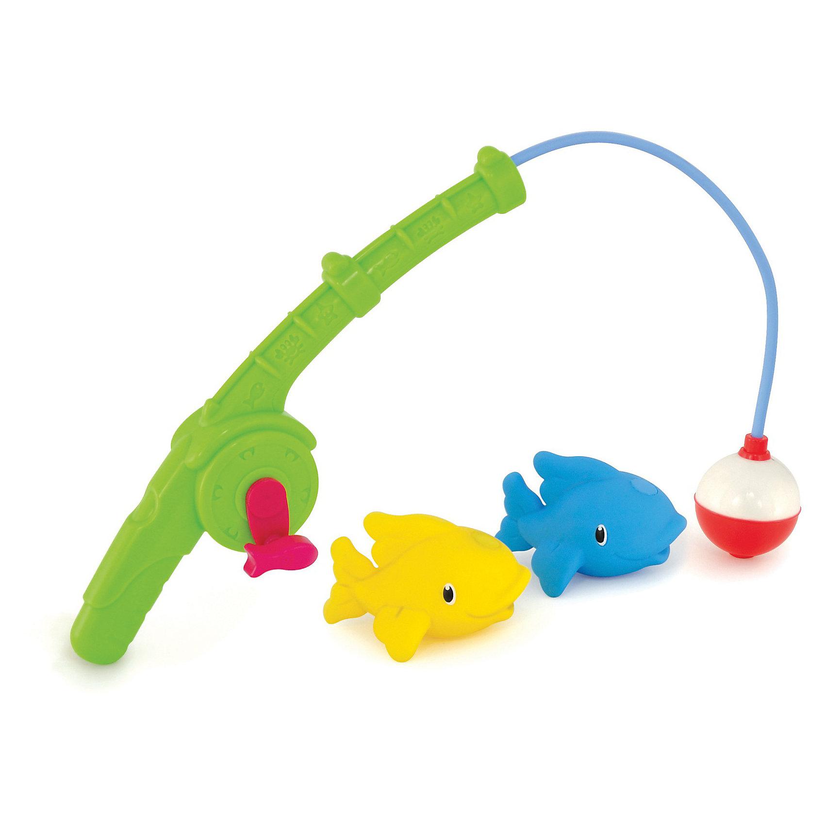 Игрушки для ванной Весёлая рыбалка, Munchkin от myToys