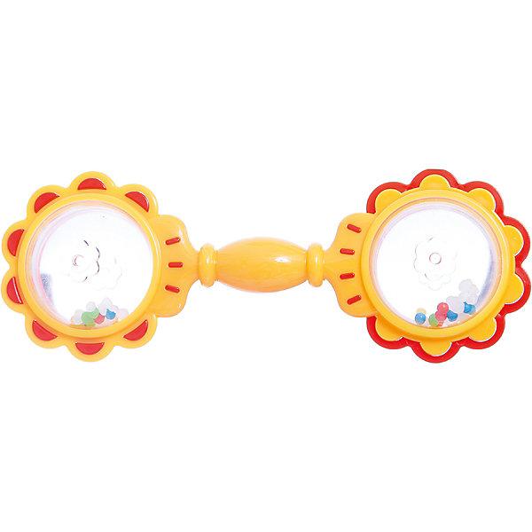Погремушка Восьмерка, СтелларИгрушки для новорожденных<br>Погремушка Восьмерка, Стеллар (Stellar) - яркая красочная игрушка, которая обязательно привлечет внимание Вашего малыша. Ярко-красная погремушка выполнена в форме восьмерки с двумя прозрачными сферами, в которых перекатываются разноцветные шарики. Игрушка развивает слуховое и пространственное восприятие, учит находить источник звука, сосредотачиваться и следить за движением предмета.<br><br>Дополнительная информация:<br><br>- Материал: полистирол. <br>- Размер: 12,5 х 3 х 22,5 см.<br><br>Погремушку Восьмерка, Стеллар можно купить в нашем интернет-магазине.<br><br>Ширина мм: 30<br>Глубина мм: 125<br>Высота мм: 225<br>Вес г: 53<br>Возраст от месяцев: 0<br>Возраст до месяцев: 12<br>Пол: Унисекс<br>Возраст: Детский<br>SKU: 3725725