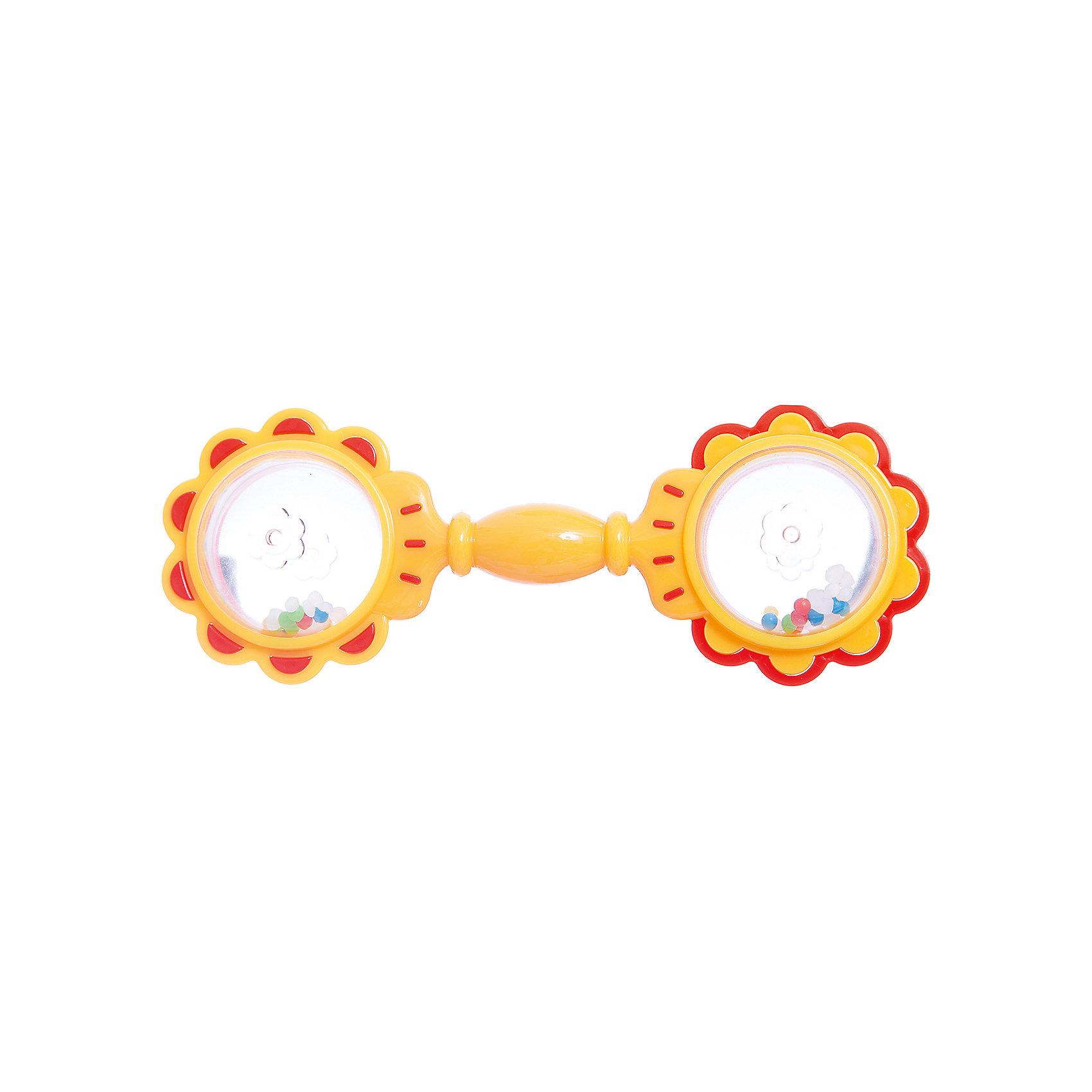 Погремушка Восьмерка, СтелларПогремушки<br>Погремушка Восьмерка, Стеллар (Stellar) - яркая красочная игрушка, которая обязательно привлечет внимание Вашего малыша. Ярко-красная погремушка выполнена в форме восьмерки с двумя прозрачными сферами, в которых перекатываются разноцветные шарики. Игрушка развивает слуховое и пространственное восприятие, учит находить источник звука, сосредотачиваться и следить за движением предмета.<br><br>Дополнительная информация:<br><br>- Материал: полистирол. <br>- Размер: 12,5 х 3 х 22,5 см.<br><br>Погремушку Восьмерка, Стеллар можно купить в нашем интернет-магазине.<br><br>Ширина мм: 30<br>Глубина мм: 125<br>Высота мм: 225<br>Вес г: 53<br>Возраст от месяцев: 0<br>Возраст до месяцев: 12<br>Пол: Унисекс<br>Возраст: Детский<br>SKU: 3725725