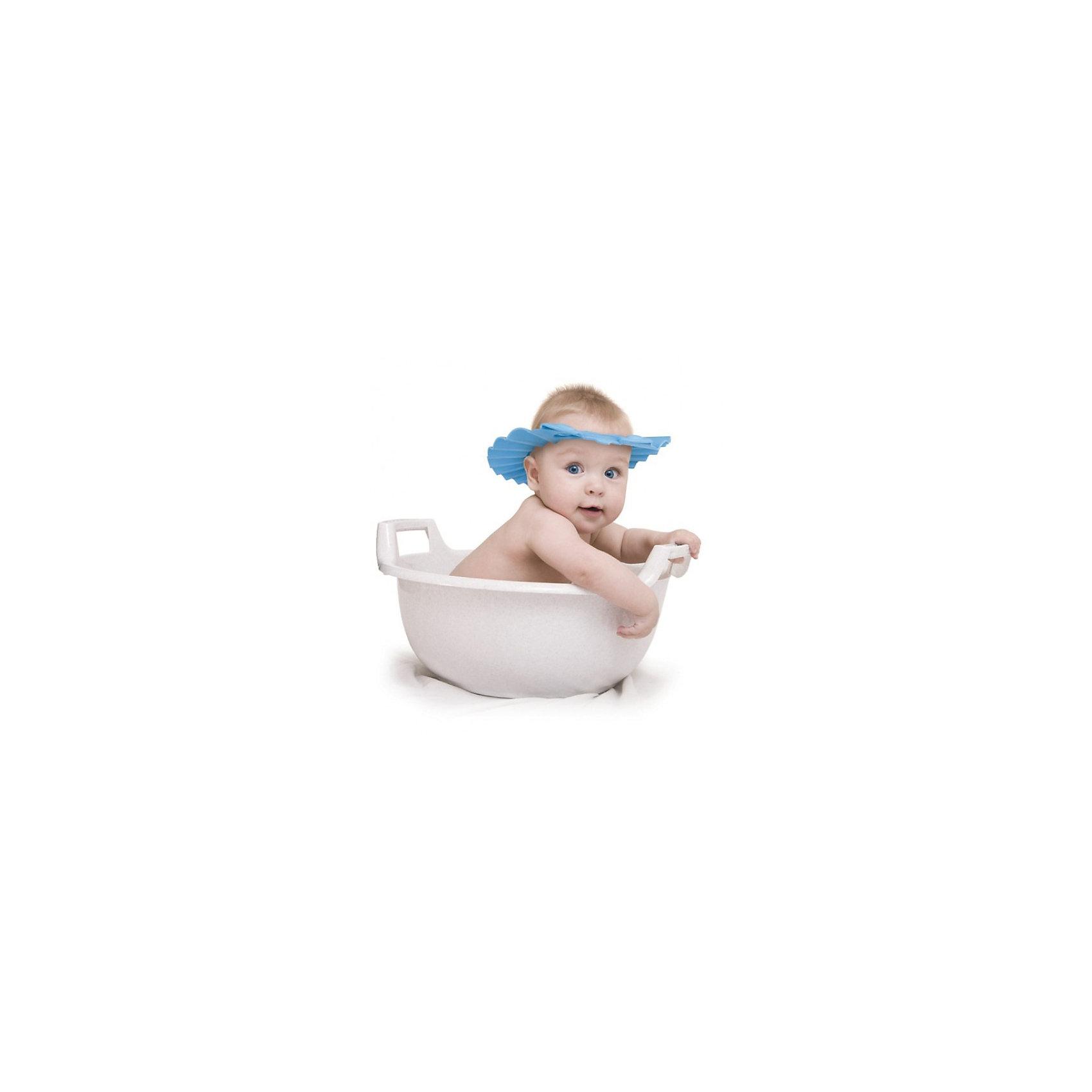 Защитный ободок для мытья волос, Canpol Babies, голубойПрочие аксессуары<br>Защитный ободок для мытья волос от Canpol Babies поможет сделать купание малыша приятным и комфортным. Ободок защищает лицо и глазки ребенка от попадания мыла, шампуня и воды. <br><br>Дополнительная информация:<br>- Материал: полипропилен.<br>- Размер: 38,5 х 26 х 1 см.<br>- Вес: 44 гр.<br>Защитный ободок для мытья волос, Canpol Babies) можно купить в нашем интернет-магазине.<br><br>Ширина мм: 385<br>Глубина мм: 260<br>Высота мм: 10<br>Вес г: 44<br>Возраст от месяцев: 0<br>Возраст до месяцев: 36<br>Пол: Унисекс<br>Возраст: Детский<br>SKU: 3726291
