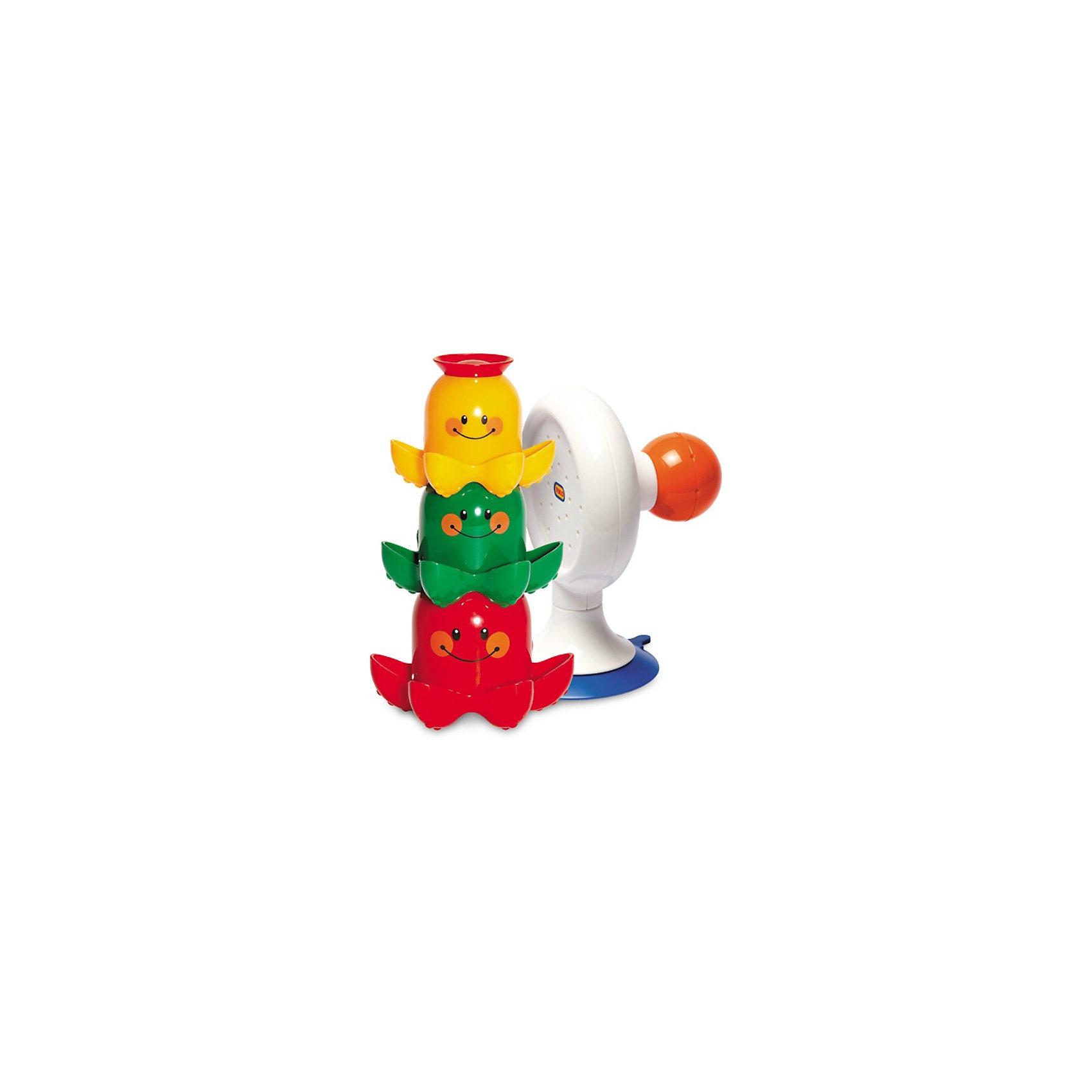 Игрушка для ванной Осьминожки, TOLO CLASSIC