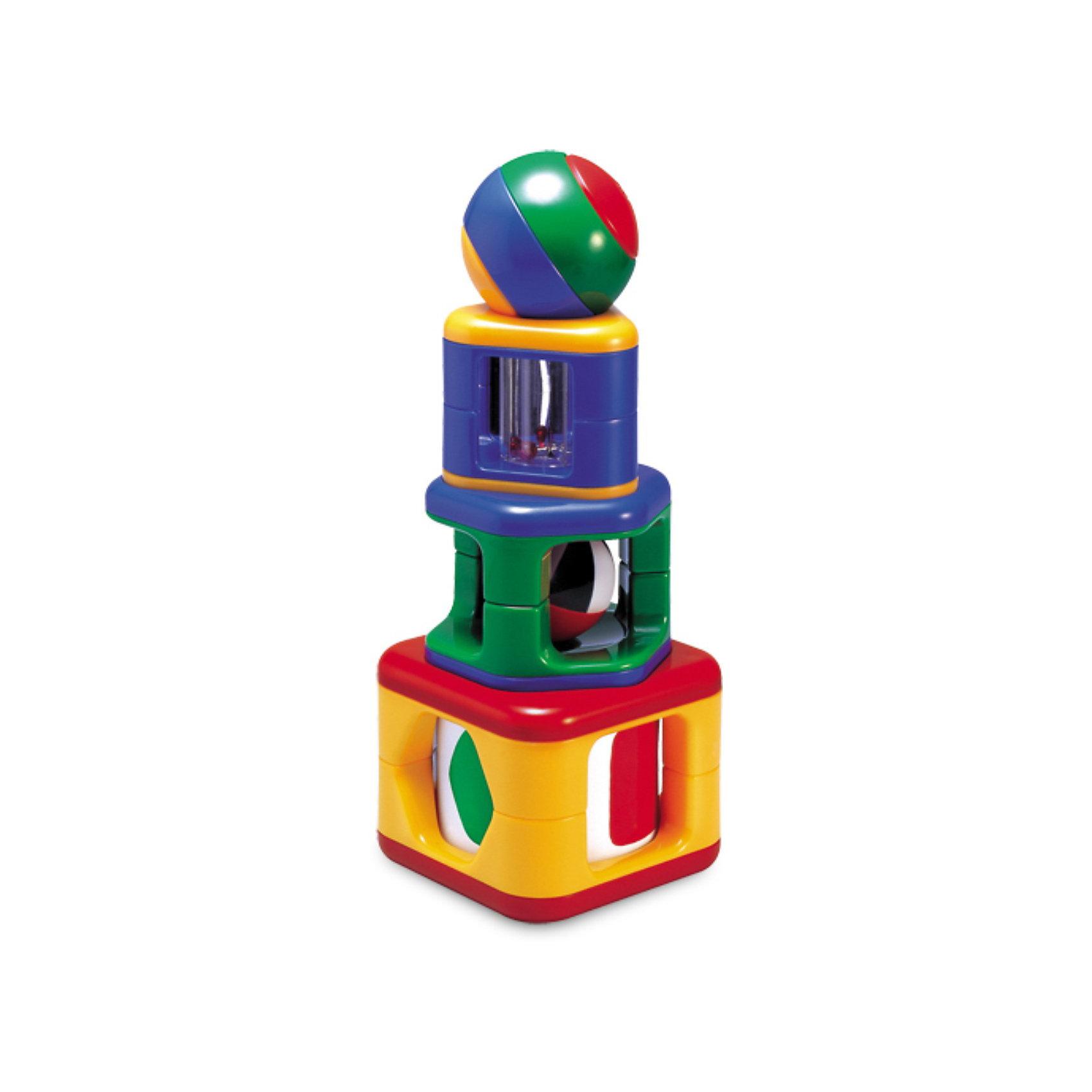 TOLO Пирамидка с подвижными элементами, TOLO CLASSIC tolo classic игрушка фотокамера