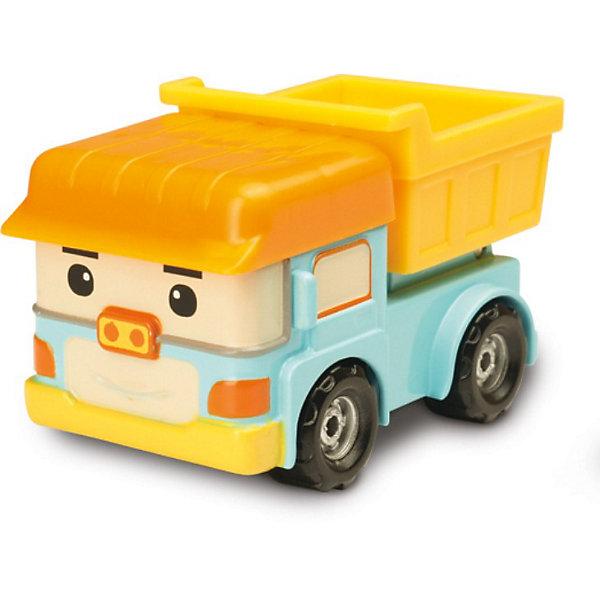 Игрушка Металлическая машинка Дампи, 6см, Робокар ПолиИгрушки<br>Получите в свою коллекцию еще одного отважного героя из полюбившегося мультсериала Робокар Поли (Robocar Poli)  - металлический самосвал Дампу (Dumpoo). Он живет в удивительном городке Брумстаун, где все машинки умеют говорить! Дампу необыкновенно добрый малый, у него много друзей, вместе с которыми он следит за порядком в городе. Он всегда готов прийти на помощь попавшим в беду жителям. <br>Сюжетно-ролевые игры с использованием машинок из любимого мультсериала способствуют развитию воображения и пространственного мышления, мелкой моторики рук Вашего ребенка, формируют грамотную речь. Разыгрывайте с малышом сцены из любимого мультфильма или придумайте свою уникальную историю!<br><br>Мультсериал Робокар Поли (Robocar Poli) в игровой форме обучает детей правилам дорожного движения и подсказывает, как правильно вести себя рядом с проезжей частью, будучи пешеходом.<br><br>Дополнительная информация:<br><br>- Прекрасный подарок для поклонников мультфильма  Робокар Поли (Robocar Poli);<br>- Игрушка выполнена из высококачественного металла;<br>- Детали и края аккуратно обработаны;<br>- Кузов самосвала опрокидывается;<br>- Яркие цвета и хорошая детализация;<br>- Размер: 6 см;<br>- Размер упаковки: 14 х 5 х 16 см;<br>- Вес: 158 г<br><br>Игрушку Металлическая машинка Дампи, 6 см, Робокар Поли (Robocar Poli) можно купить в нашем интернет-магазине.<br>Ширина мм: 140; Глубина мм: 160; Высота мм: 50; Вес г: 158; Возраст от месяцев: 36; Возраст до месяцев: 84; Пол: Унисекс; Возраст: Детский; SKU: 3730509;