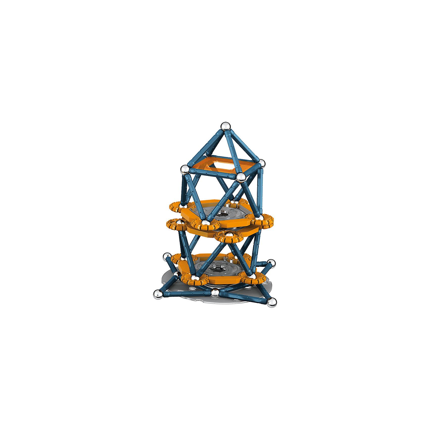 """Магнитный конструктор Geomag """"Mechanics"""",  222 детали от myToys"""