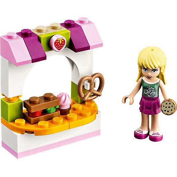 Подарок LEGO Friends 30113: Хлебобулочный стенд СтефаниПластмассовые конструкторы<br><br><br>Ширина мм: 9999<br>Глубина мм: 9999<br>Высота мм: 9999<br>Вес г: 9999<br>Возраст от месяцев: 72<br>Возраст до месяцев: 144<br>Пол: Женский<br>Возраст: Детский<br>SKU: 3744823