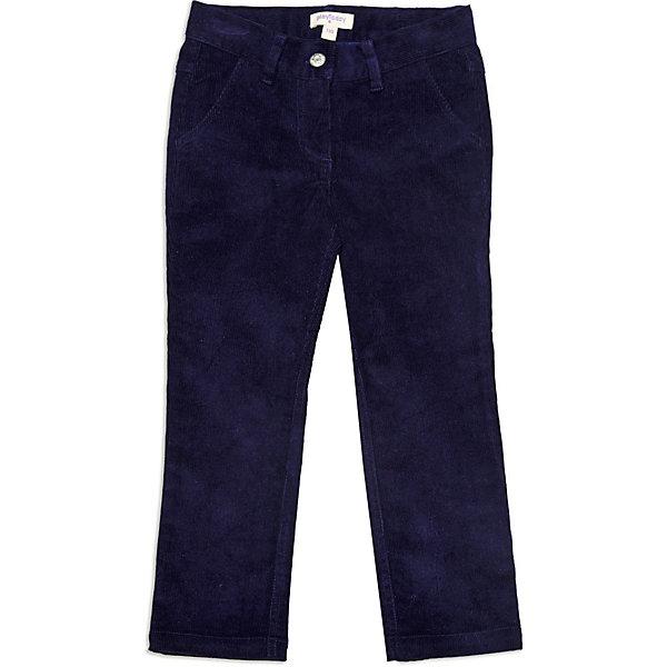 Брюки для девочки PlayTodayБрюки<br>Брюки для девочки от известной марки PlayToday<br>* брюки из микровельвета - стильный и практичный наряд современной модницы<br>* брюки на поясе с внутренней резинкой<br>* функциональные карманы<br>* застежка на болт и молнию<br>* модель заужена к низу<br>Состав:<br>98% хлопок, 2% эластан<br><br>Ширина мм: 215<br>Глубина мм: 88<br>Высота мм: 191<br>Вес г: 336<br>Цвет: синий<br>Возраст от месяцев: 24<br>Возраст до месяцев: 36<br>Пол: Женский<br>Возраст: Детский<br>Размер: 98,110,122,128,116,104<br>SKU: 3745220