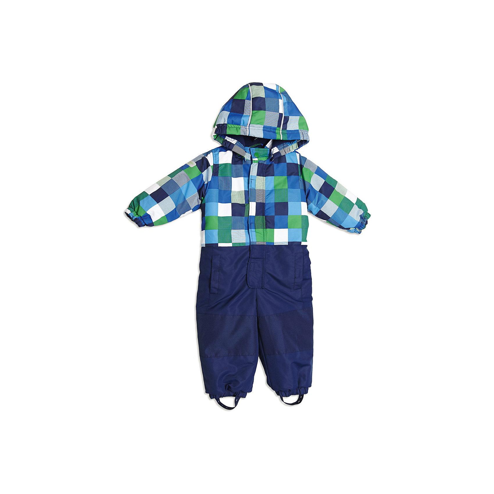 Комбинезон для мальчика PlayTodayКомбинезоны<br>Комбинезон для мальчика от известной марки PlayToday<br>* удобный и практичный комбинезон на каждый день для прогулок малыша<br>* отстегивающийся уютный капюшон на флисовой подкладке<br>* утепленная модель на трикотажной подкладке<br>* яркая ткань с водоотталкивающей пропиткой<br>* манжеты рукавов на резинке<br>* застежка – молния; ветрозащитная планка на липучке<br>* низ брючин на резинке<br>* отстежная резинка на пуговицах, фиксирующая стопу ребенка<br><br>Дополнительная информация:<br><br>Сезон: зима<br>Утеплитель: 200 г<br>Состав:<br>верх: 100% полиэстер, подкладка: 100% хлопок, наполнитель: 100% полиэстер<br><br>Комбинезон для мальчика PlayToday (Плейтудей) можно купить в нашем магазине.<br><br>Ширина мм: 215<br>Глубина мм: 88<br>Высота мм: 191<br>Вес г: 336<br>Цвет: синий<br>Возраст от месяцев: 6<br>Возраст до месяцев: 9<br>Пол: Мужской<br>Возраст: Детский<br>Размер: 74,80,86,92<br>SKU: 3745573