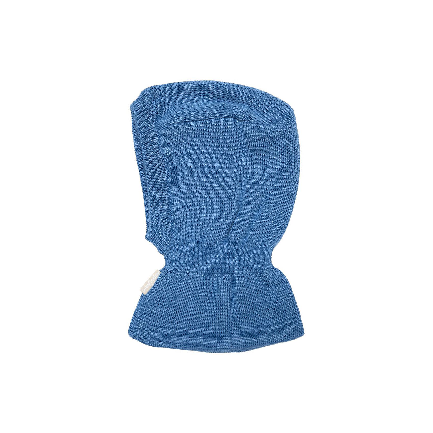 Шапка-шлем для мальчика PlayTodayШапка для мальчика от известной марки PlayToday<br>* вязаная шапка-шлем на трикотажной подкладке<br>* в районе ушей ветрозащитные детали<br>Состав:<br>верх: 70% акрил, 30% шерсть, подкладка: 95% хлопок, 5% эластан<br><br>Ширина мм: 89<br>Глубина мм: 117<br>Высота мм: 44<br>Вес г: 155<br>Цвет: синий<br>Возраст от месяцев: 6<br>Возраст до месяцев: 9<br>Пол: Мужской<br>Возраст: Детский<br>Размер: 46,48<br>SKU: 3745788
