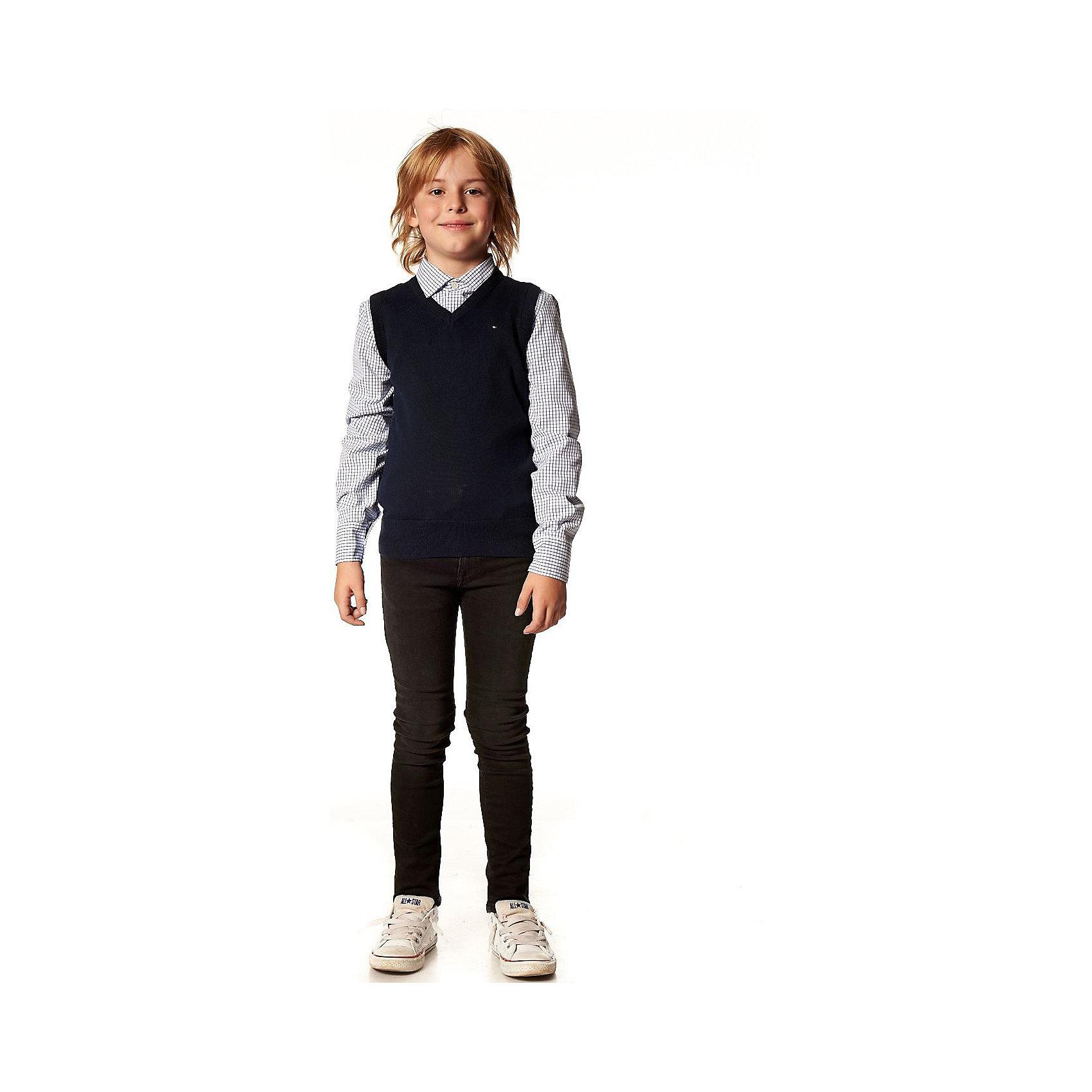 Жилет для мальчика Tommy Hilfiger