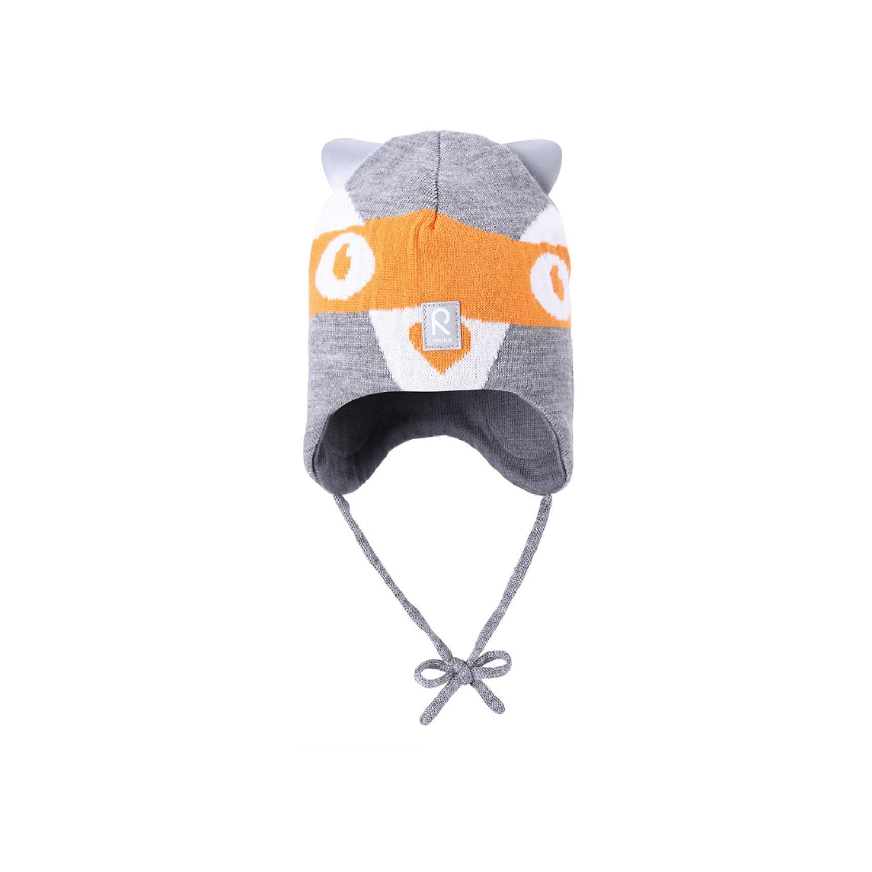 Reima Шапка для мальчика Reima reima повязка на голову tails для мальчика reima