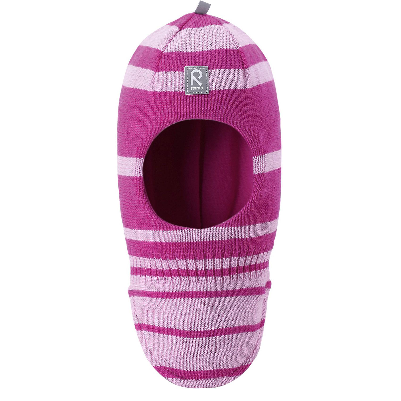 Шапка-шлем для девочки ReimaЭта классическая Шапка-шлем защищает лоб, щеки и шею от ветра. Легко сочетается с различными комплектами.<br>Состав: 100% Шерсть<br>Полная подкладка 97% хлопок, 3% эластан<br><br>Шапку-шлем для девочки Reima (Рейма) можно купить в нашем магазине.<br><br>Ширина мм: 89<br>Глубина мм: 117<br>Высота мм: 44<br>Вес г: 155<br>Цвет: разноцветный<br>Возраст от месяцев: 12<br>Возраст до месяцев: 18<br>Пол: Женский<br>Возраст: Детский<br>Размер: 48,46,50,54,52<br>SKU: 3748473