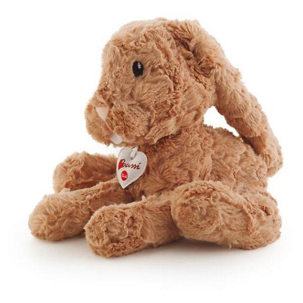 Бежевый зайчик, 38 см, TrudiМягкие игрушки животные<br>Бежевый зайчик от итальянского бренда Trudi станет вашим домашним любимцем. Игрушка очень мягкая. Зайчик изготовлен из качественные экологичных и гипоаллергенных материалов, полностью безопасных для крохи. Этот милый зайчик займет достойное место у вас дома!<br><br>Дополнительная информация:<br>Материал: плюш, искусственный мех, наполнитель<br>Размер упаковки: 19х14х38 см<br>Размер игрушки: 38 см<br><br>Бежевого зайчика, Trudi вы можете приобрести в нашем интернет-магазине.<br><br>Ширина мм: 305<br>Глубина мм: 190<br>Высота мм: 132<br>Вес г: 289<br>Возраст от месяцев: 12<br>Возраст до месяцев: 60<br>Пол: Унисекс<br>Возраст: Детский<br>SKU: 3749412