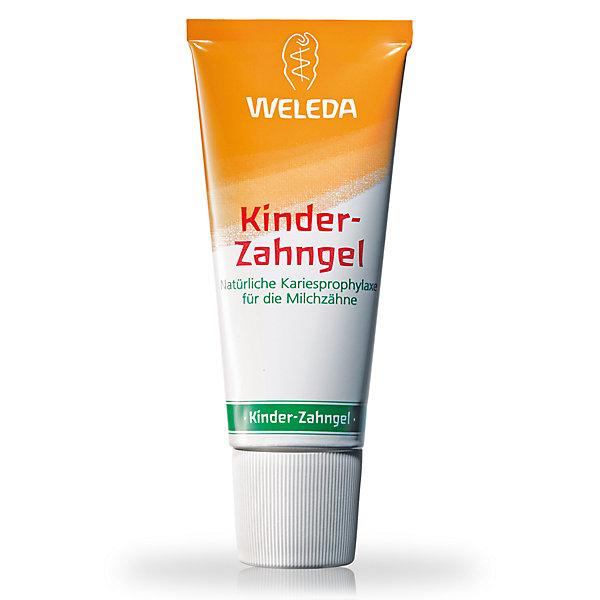 Детская зубная паста-гель 50 мл., от 3-х лет Weleda
