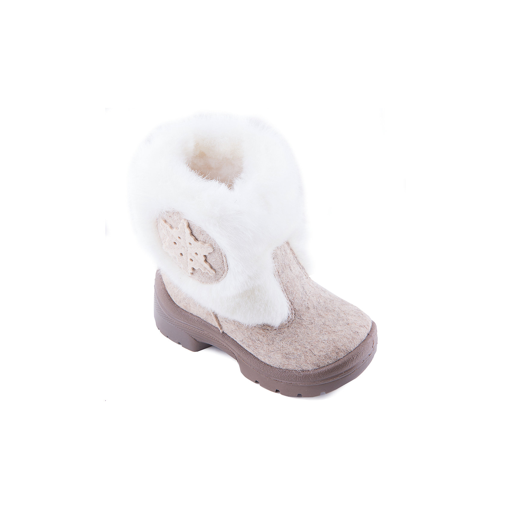 Валенки для девочки ФилипокВаленки для девочки Филипок. <br>Состав: <br>Подкладка - натуральная овечья шерсть;<br>Носочная часть защищена нат.кожей со специальным влагозащитным и износостойким полиуретановым покрытием.<br>Стелька - 100% шерстяной войлок,  толщиной 3,5 мм;<br>Подошва - литая, полиуритан.<br><br>Ширина мм: 257<br>Глубина мм: 180<br>Высота мм: 130<br>Вес г: 420<br>Цвет: серый<br>Возраст от месяцев: 60<br>Возраст до месяцев: 72<br>Пол: Женский<br>Возраст: Детский<br>Размер: 29,25,31,24,32,30,28,27,26<br>SKU: 3756708